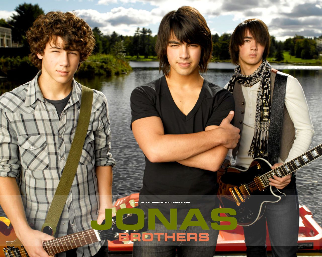 Jonas Brothers Wallpaper - #40017353 (1280x1024) | Desktop ...