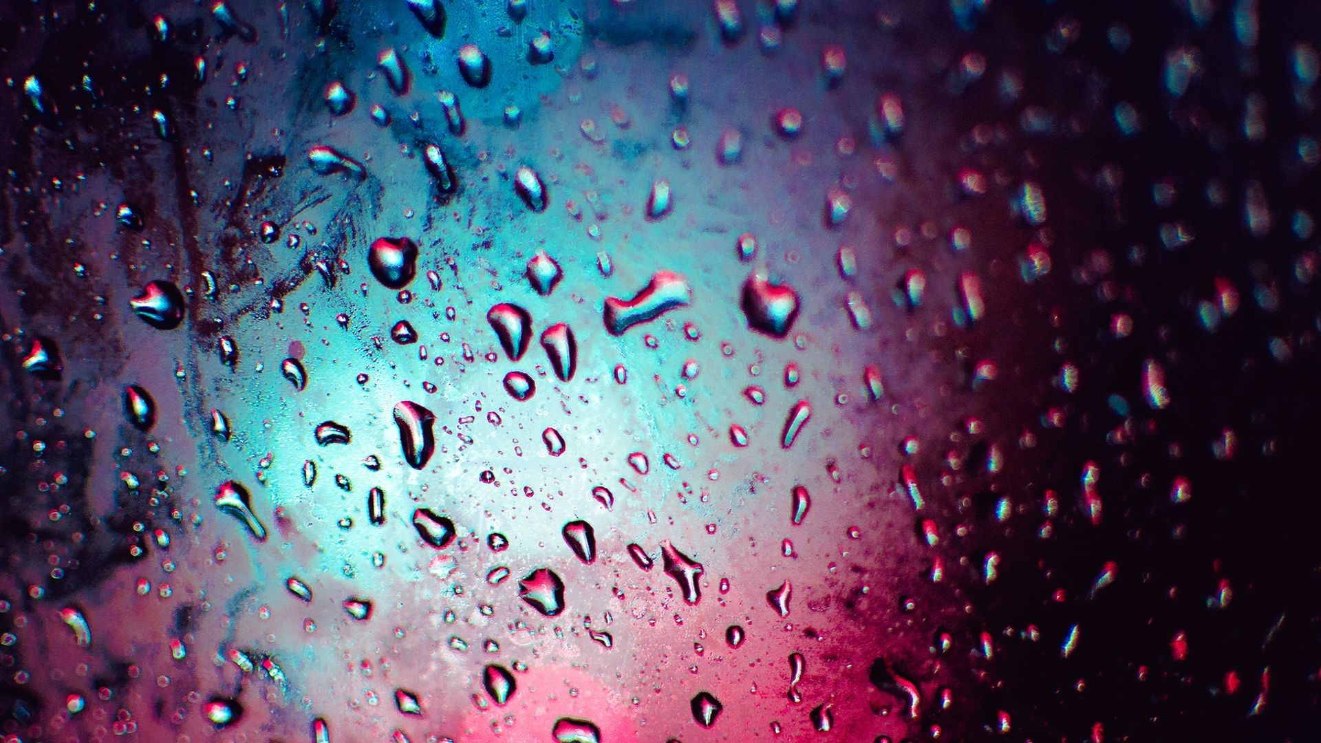Find out: Water Drops On Glass wallpaper on http://hdpicorner.com ...