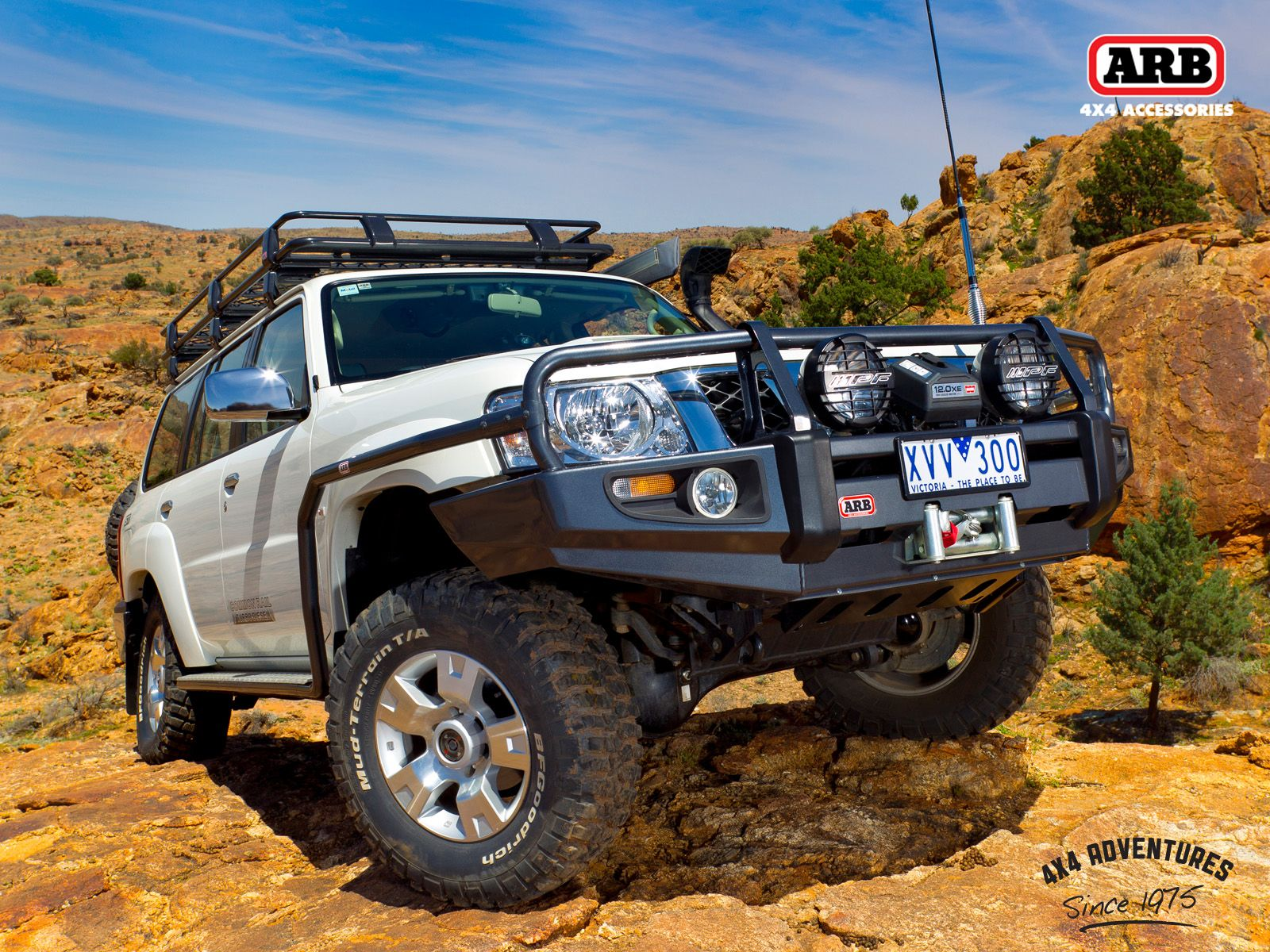 Nissan Patrol FREE Pictures on GreePX