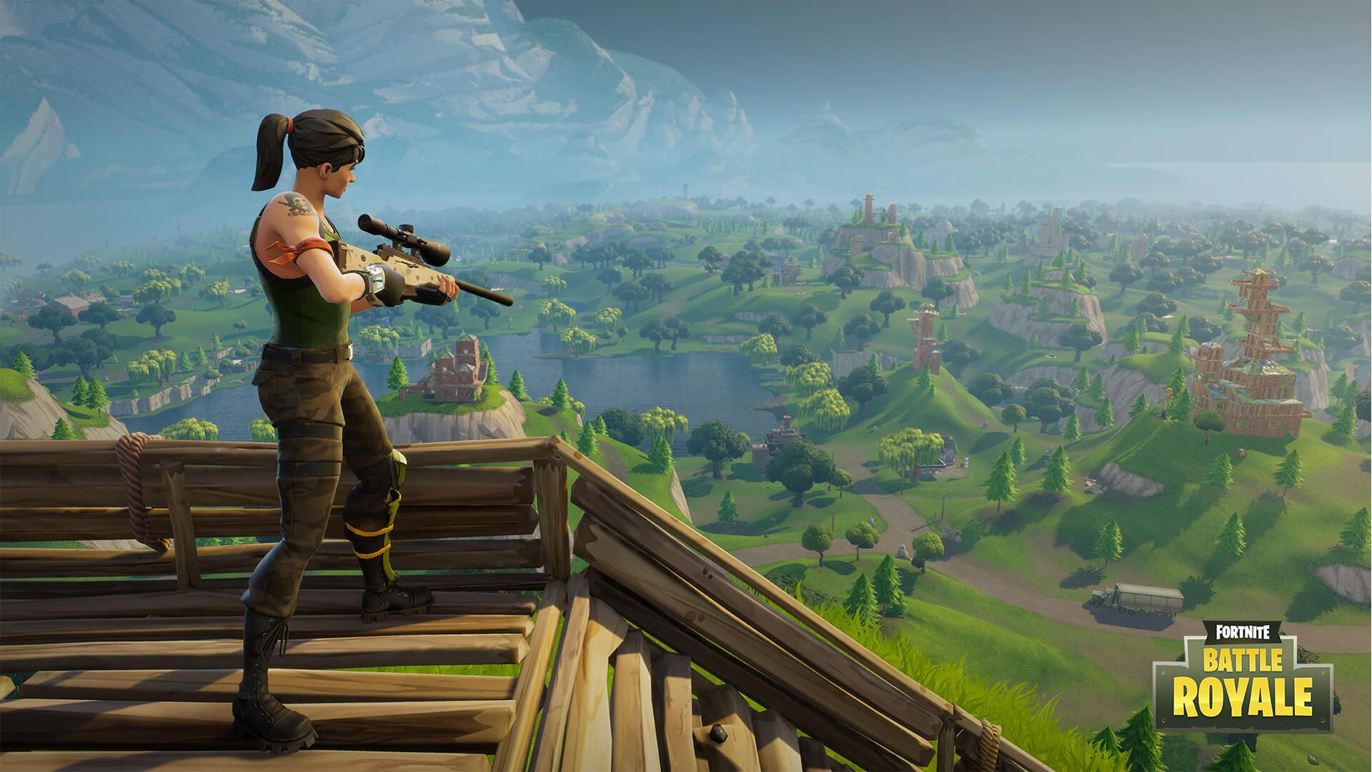 Fortnite Future Updates Detailed, Progression to Include Cosmetics