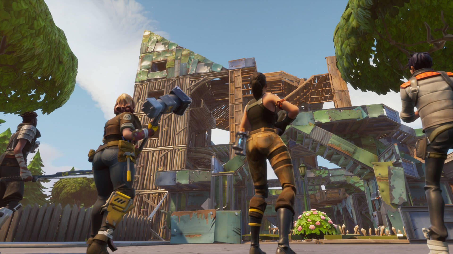 New 'Fortnite' Battle Royale Mode Misses What Makes the Game Great ...