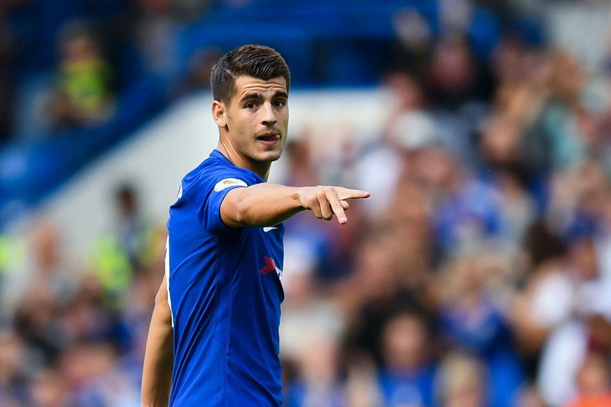 Conte confirms Álvaro Morata 'ready to start' for Chelsea against ...