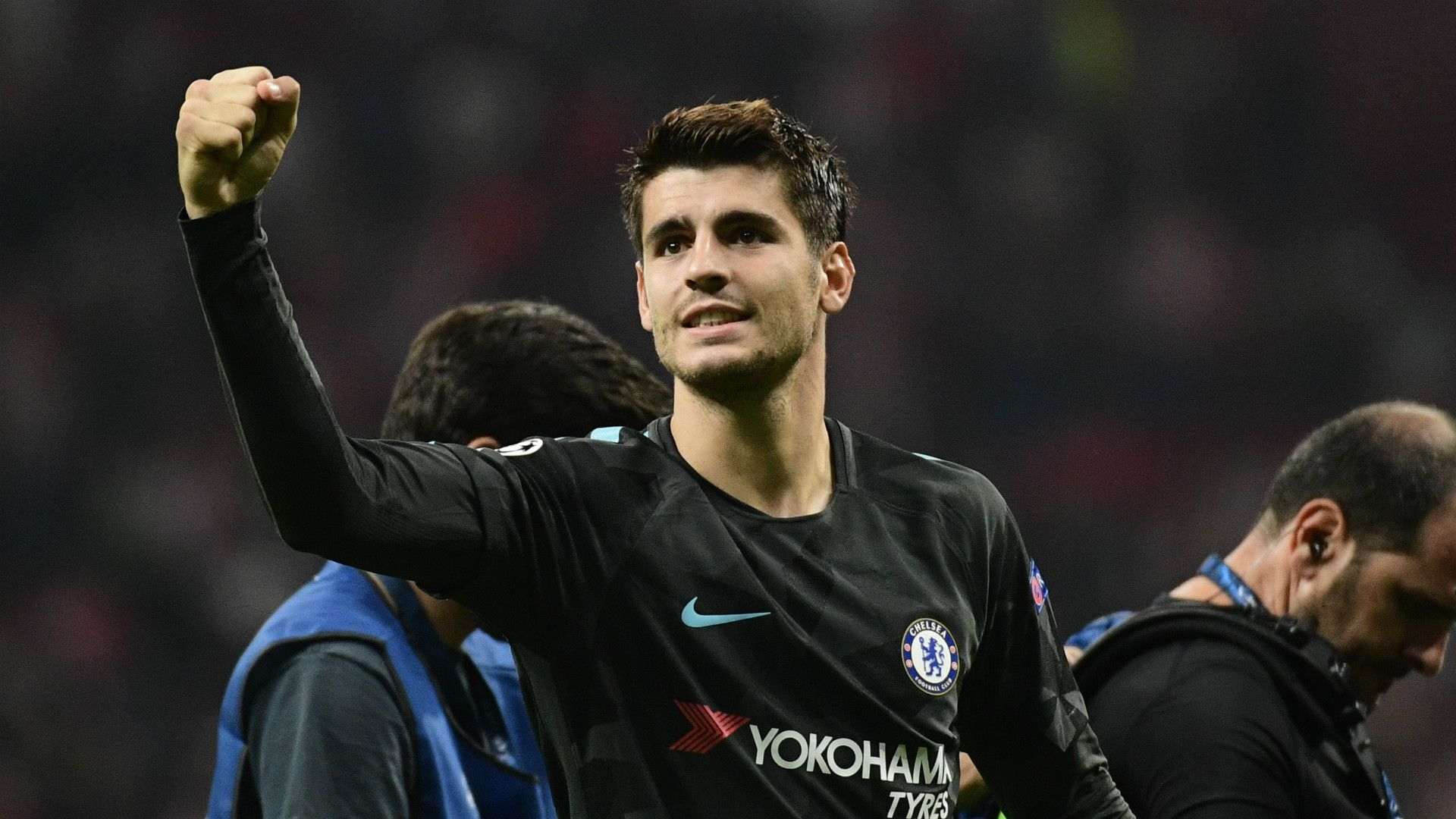 Alvaro Morata is confident he will be fit to face Crystal Palace ...