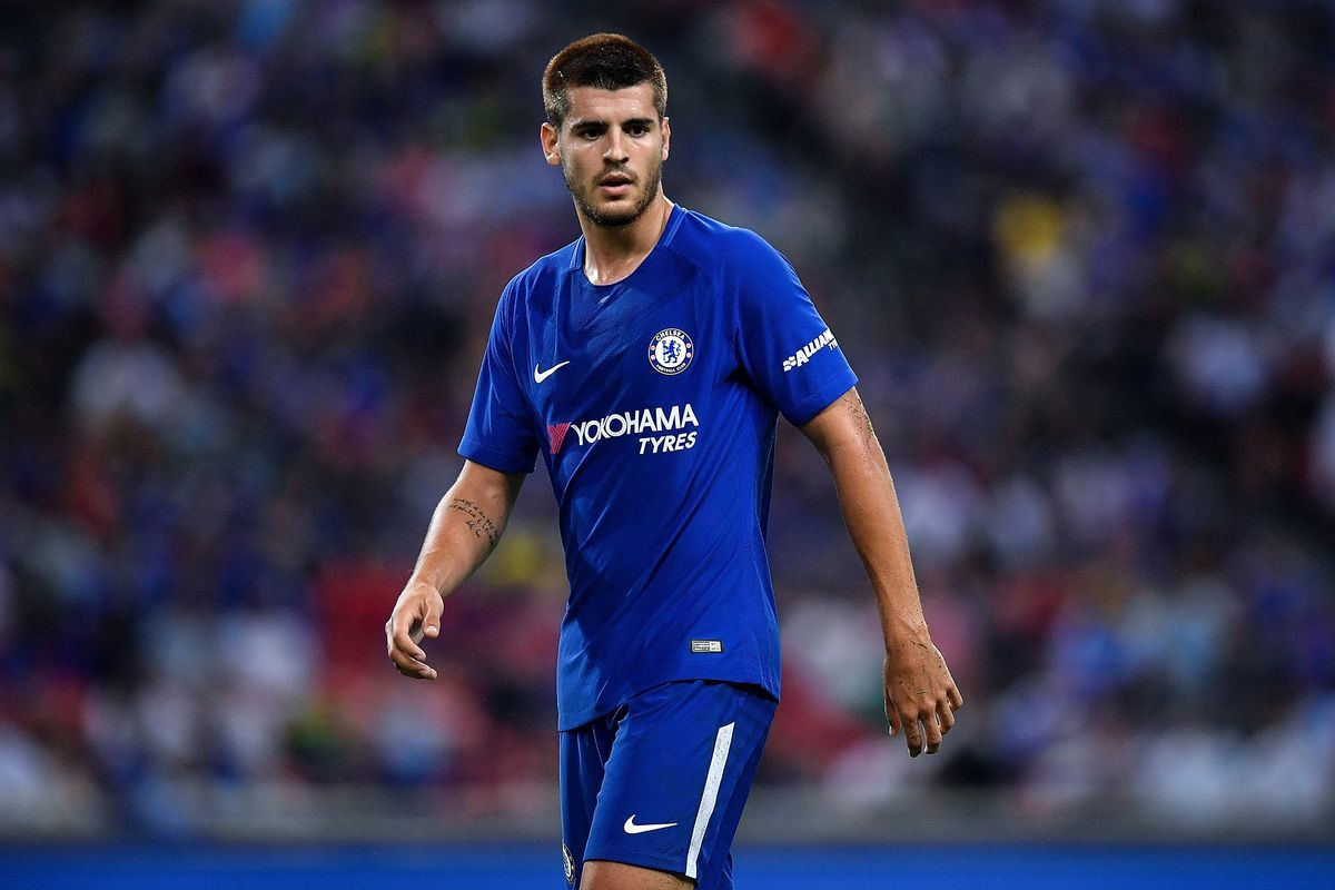 Morata to start in 'best starting eleven' in Chelsea's final pre ...