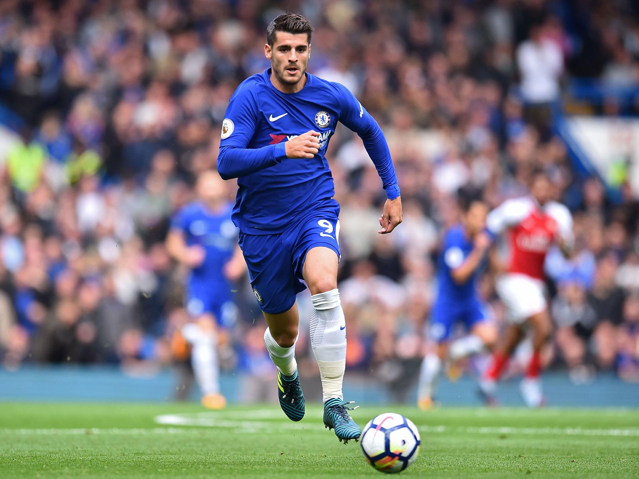 Alvaro Morata is Chelsea's subtle knife but sometimes they need ...