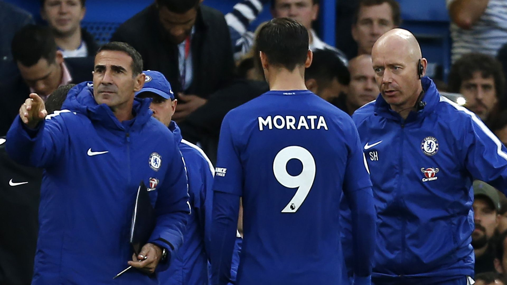 Chelsea To Be Without Morata For Weeks | Busy Buddies