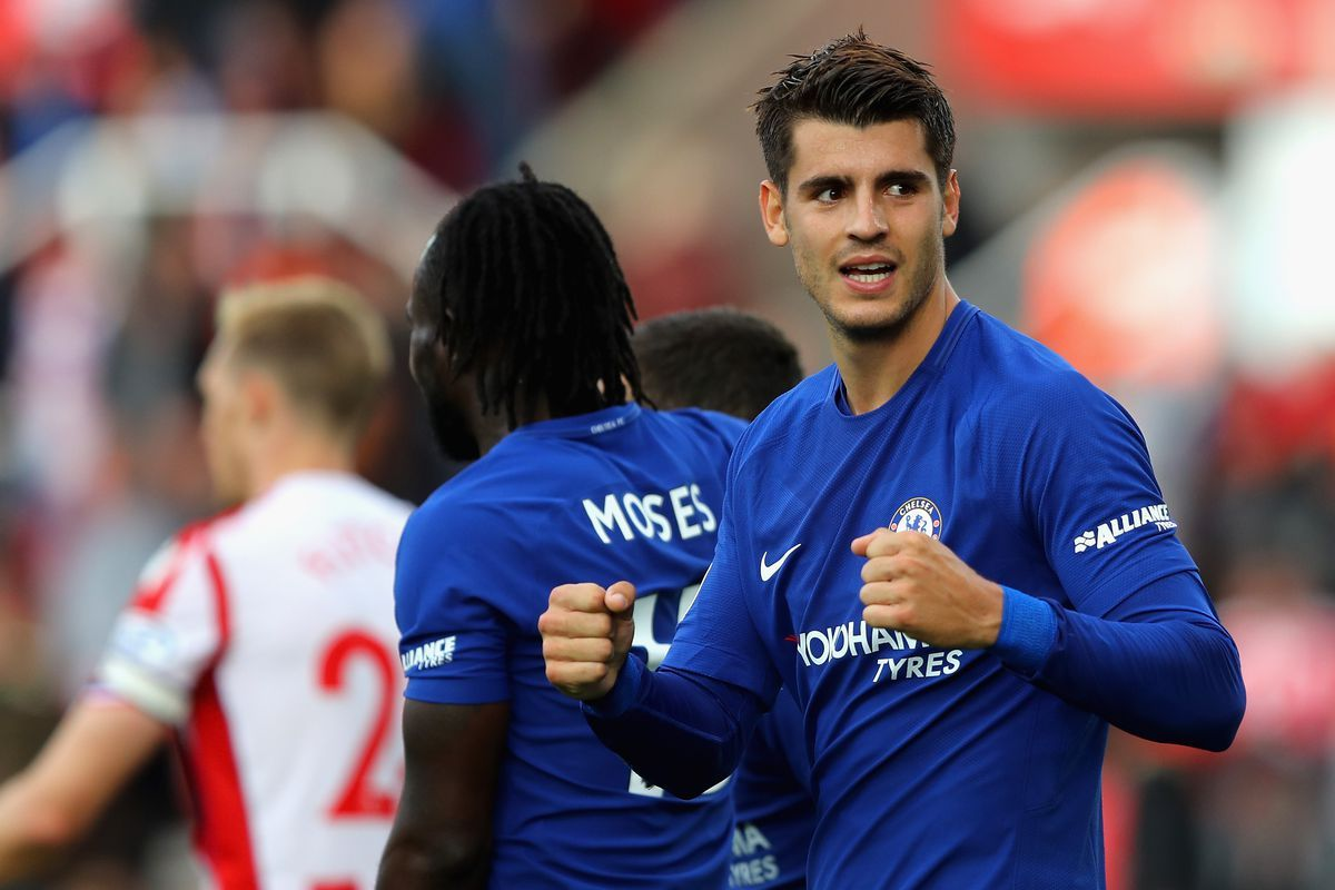 Stoke City 0-4 Chelsea, Premier League: Welcome to the Álvaro ...