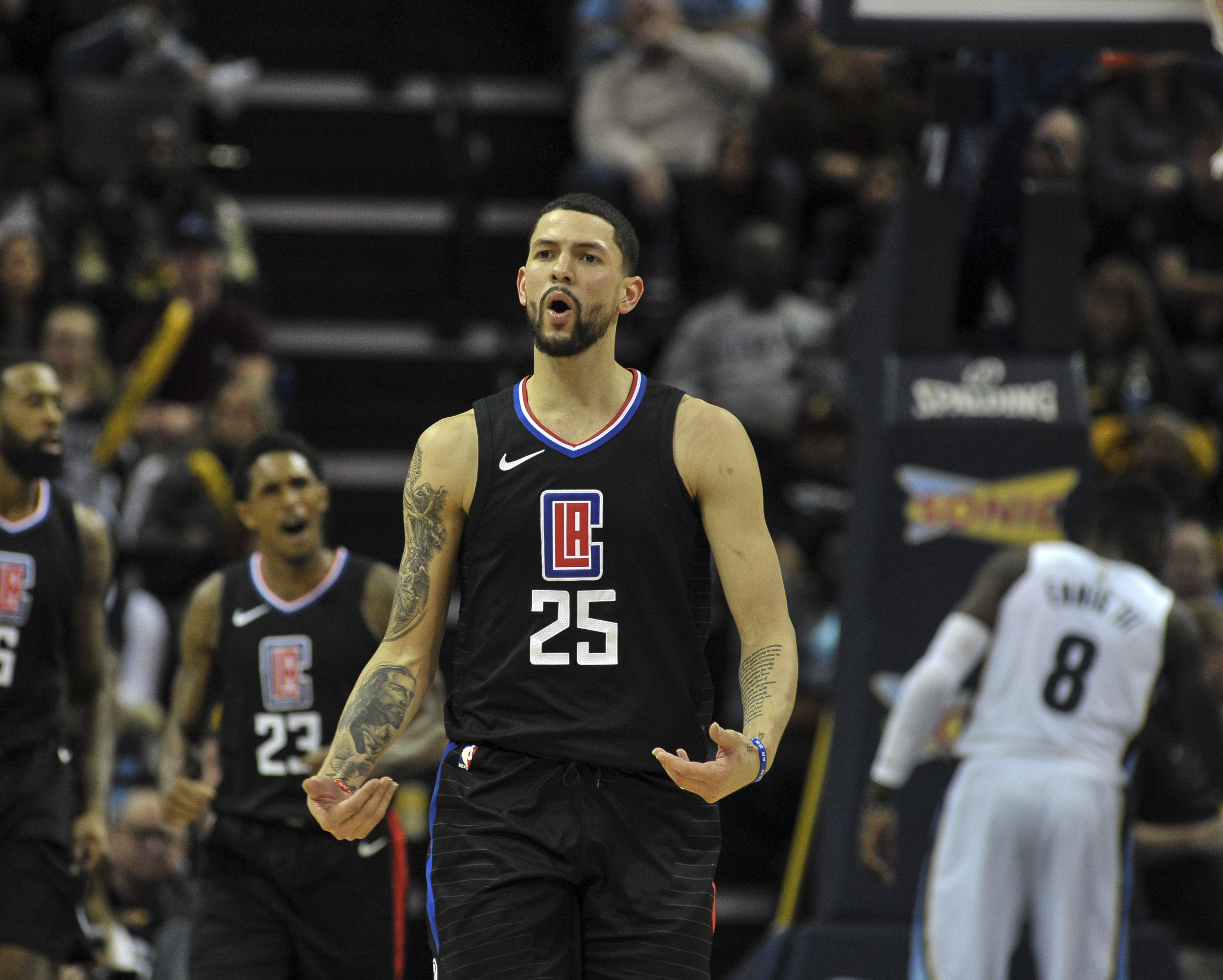 Clips Nation, a Los Angeles Clippers community