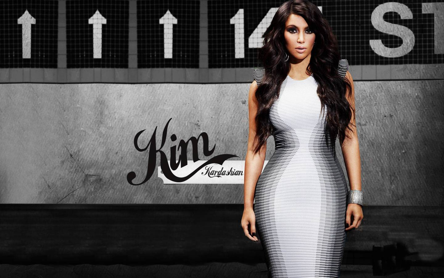 Sweet Kim Kardashian Latest HD Wallpapers Free Download