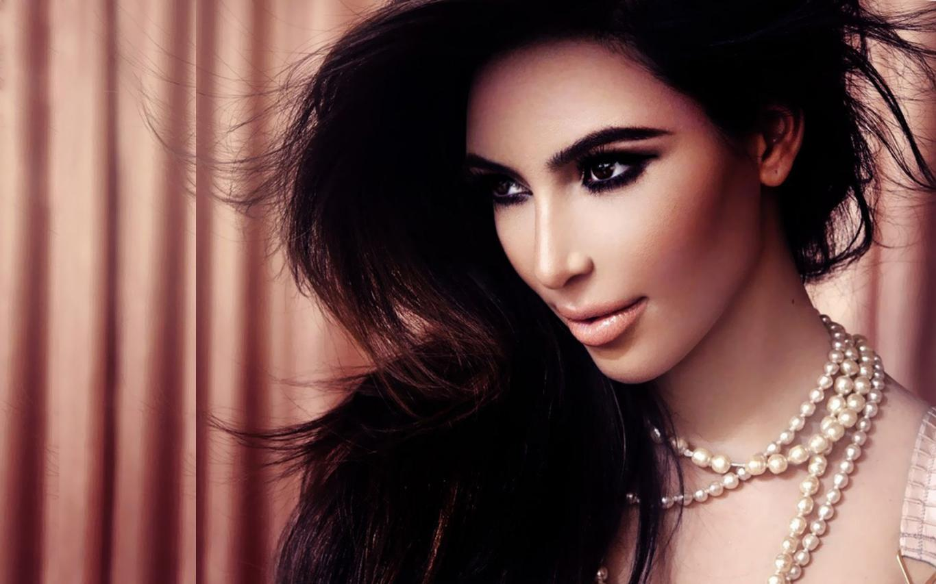Kim Kardashian - Hollywood - Actress Wallpapers Download FREE ...
