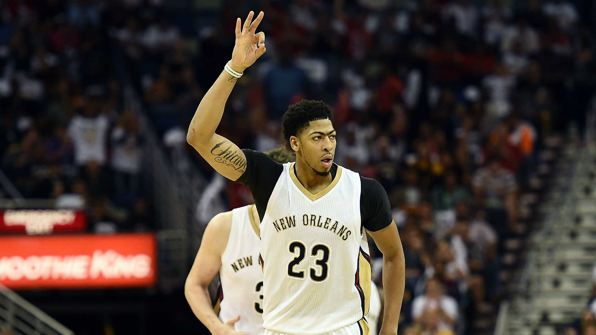 Anthony Davis drops 43 on Hawks but Pelicans still lose | NBA ...