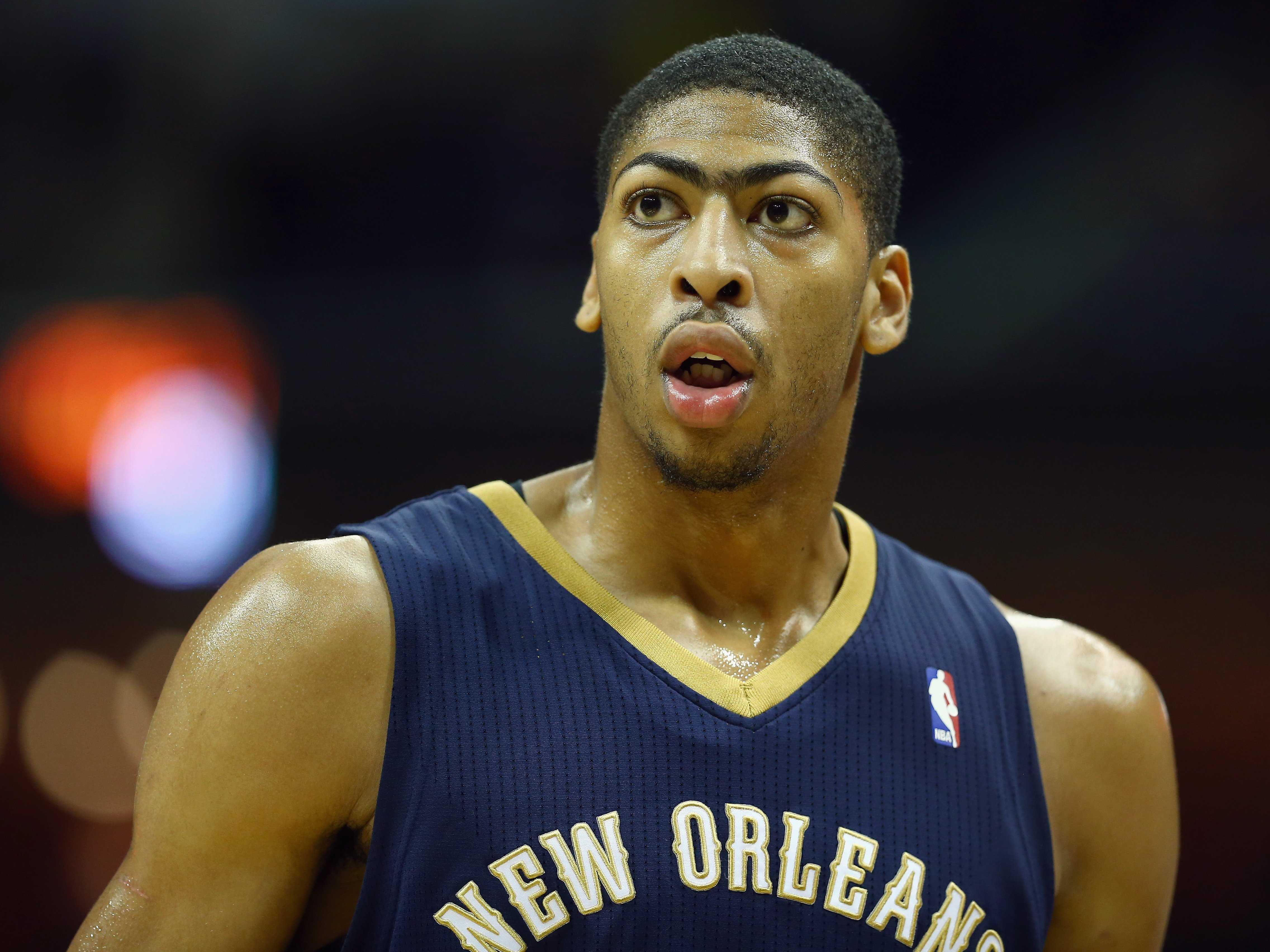 30 Unknown Facts About New Orleans Pelicans' Anthony Davis ...
