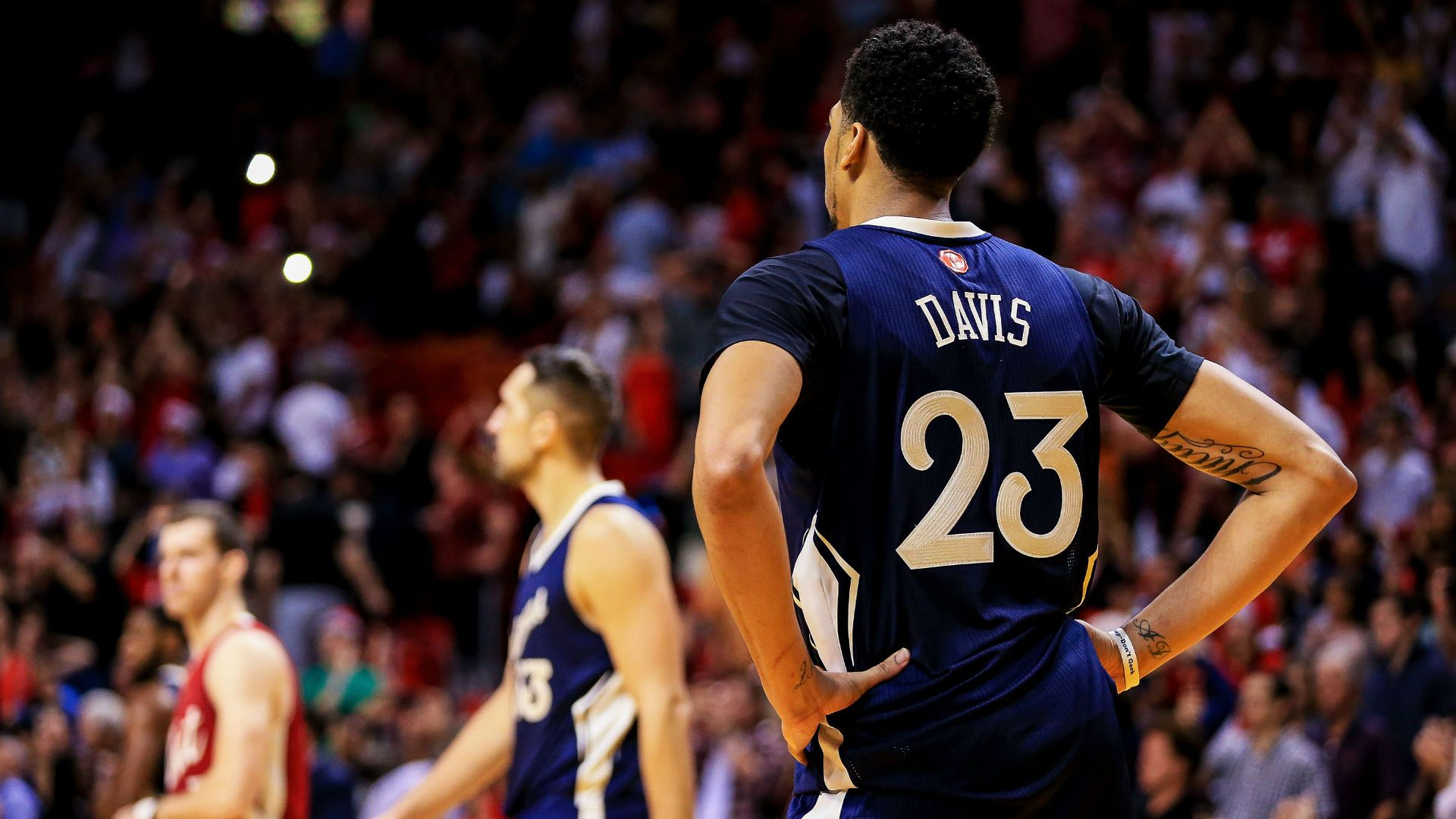 Anthony Davis is the NBA's best power forward, and the Pelicans ...