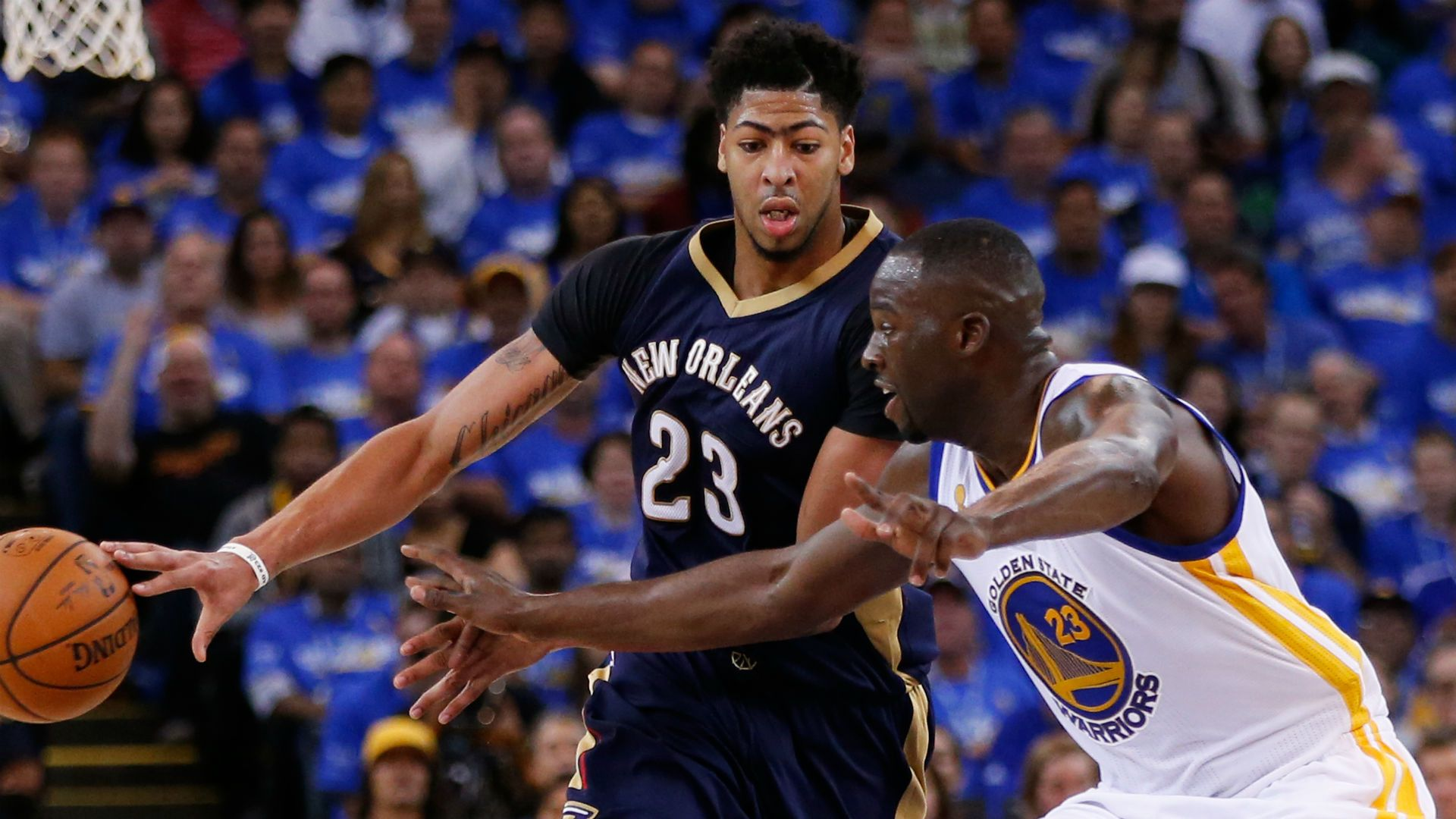Anthony Davis starts season with ugly shooting performance in ...