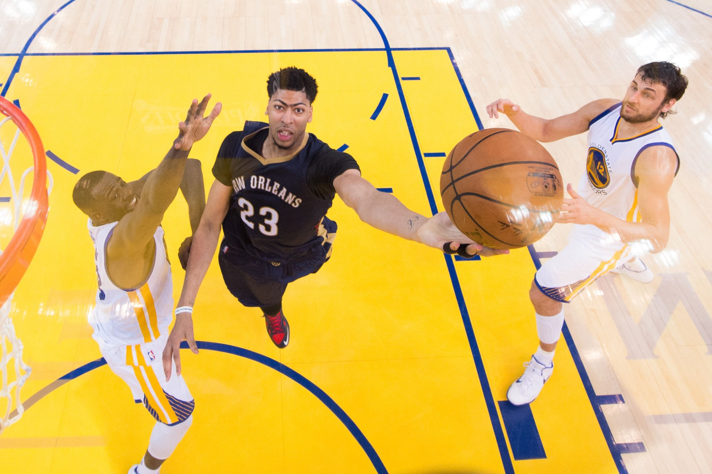 Anthony Davis' next task is to make the Pelicans contenders ...