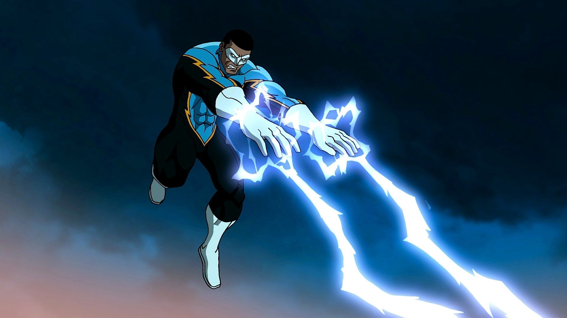 Black Lightning Wallpaper and Background | 1280x960 | ID:232131