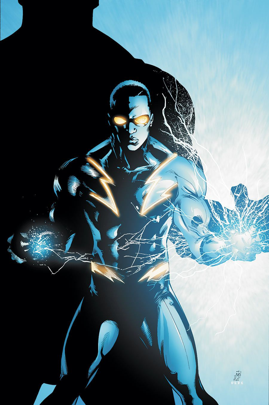 Black Lightning Comic Wallpapers | WallpapersIn4k.net