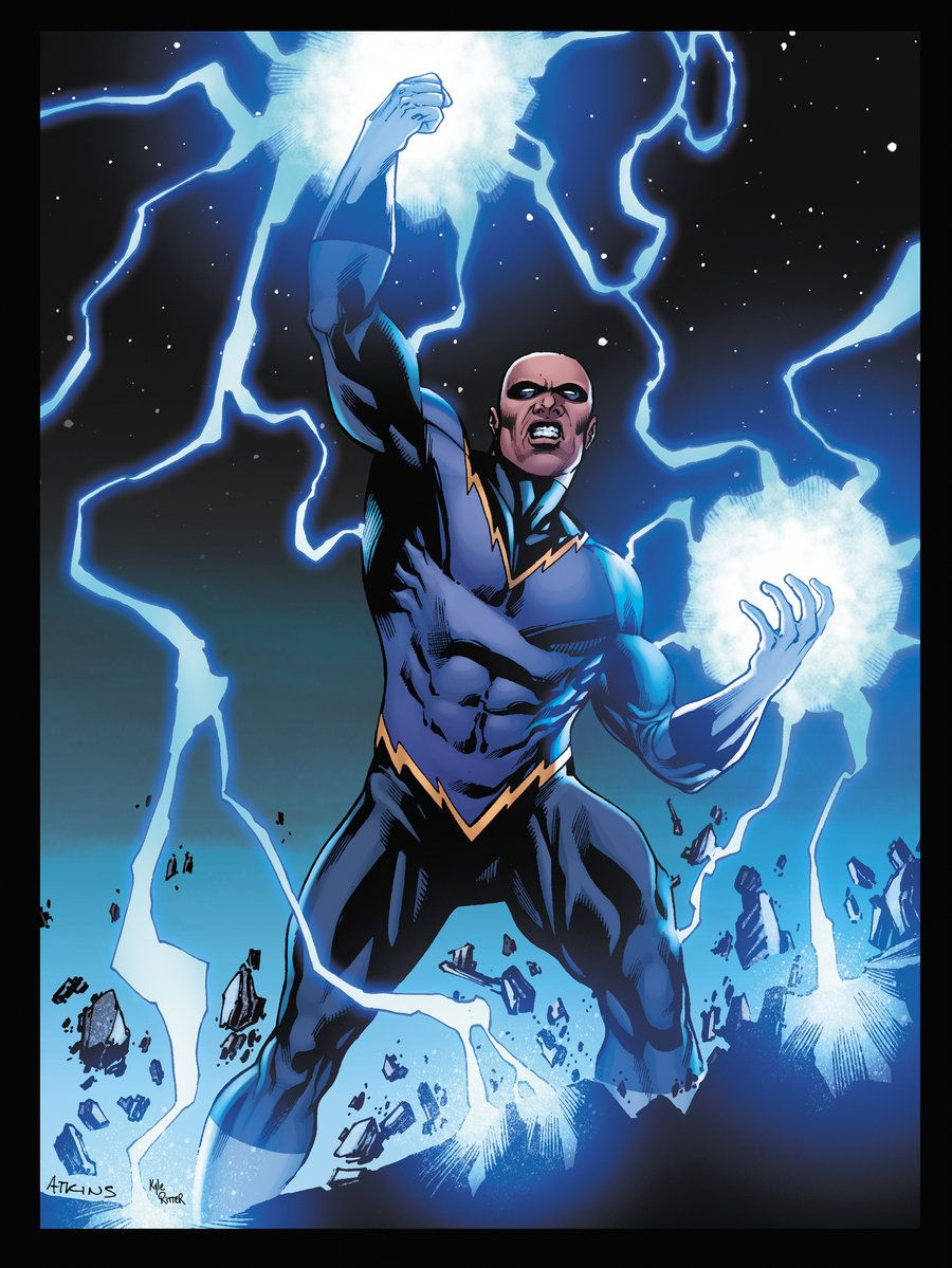 Black Lightning wallpapers, Comics, HQ Black Lightning pictures ...