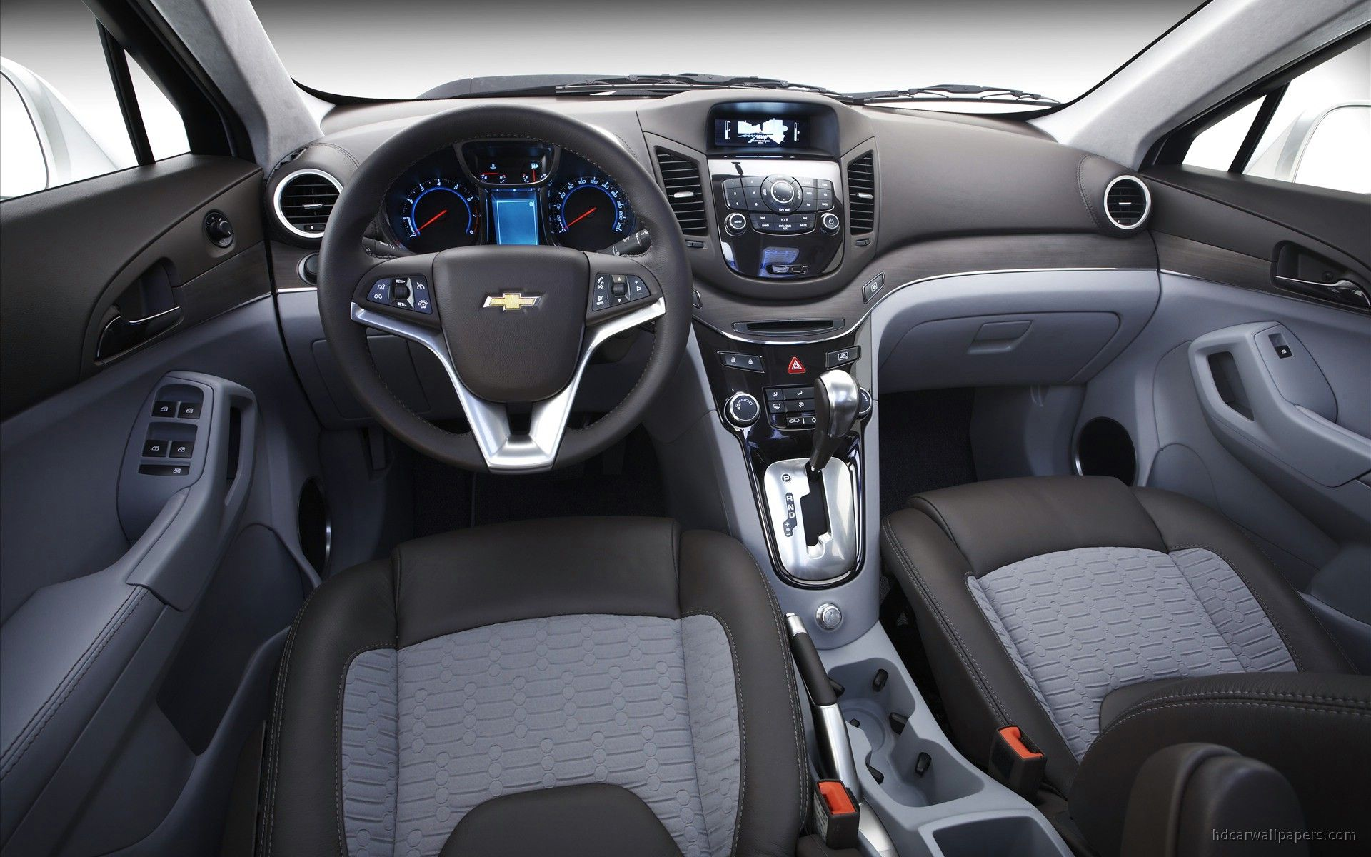 Chevrolet Orlando Show Car Interior Wallpaper | HD Car Wallpapers