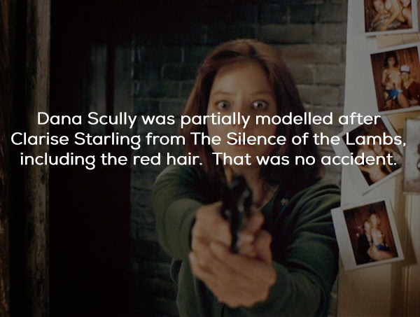 the truth about the x files is out there x photos 3 The truth about the X Files is out there (25 Photos)