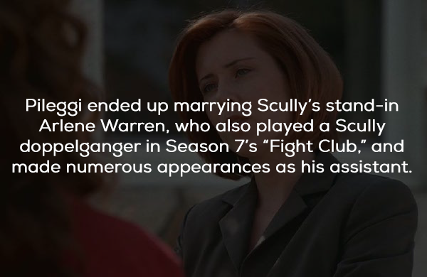 the truth about the x files is out there x photos 16 The truth about the X Files is out there (25 Photos)