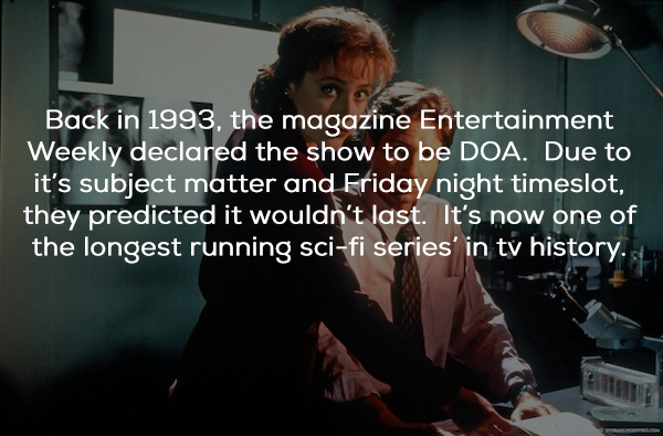 the truth about the x files is out there x photos 20 The truth about the X Files is out there (25 Photos)
