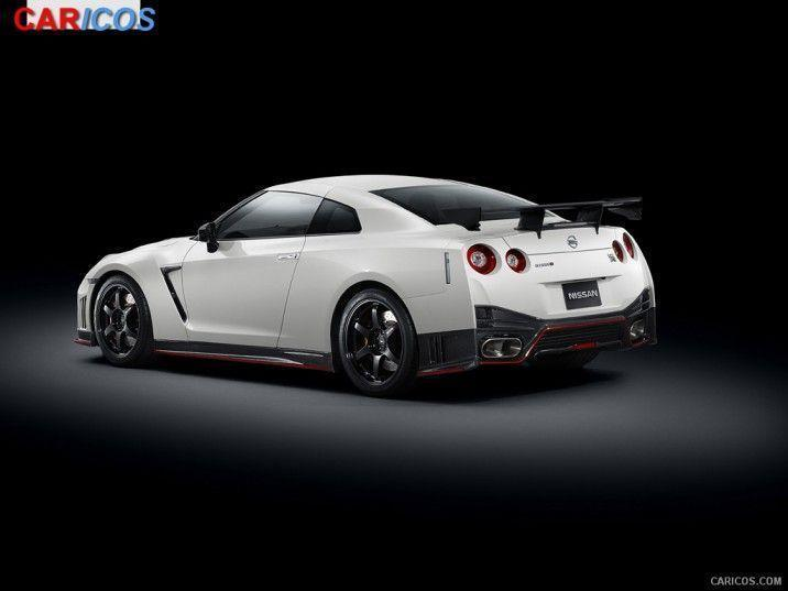 2015 Nissan GT-R Nismo - Rear | HD Wallpaper #52 | 1920x1080
