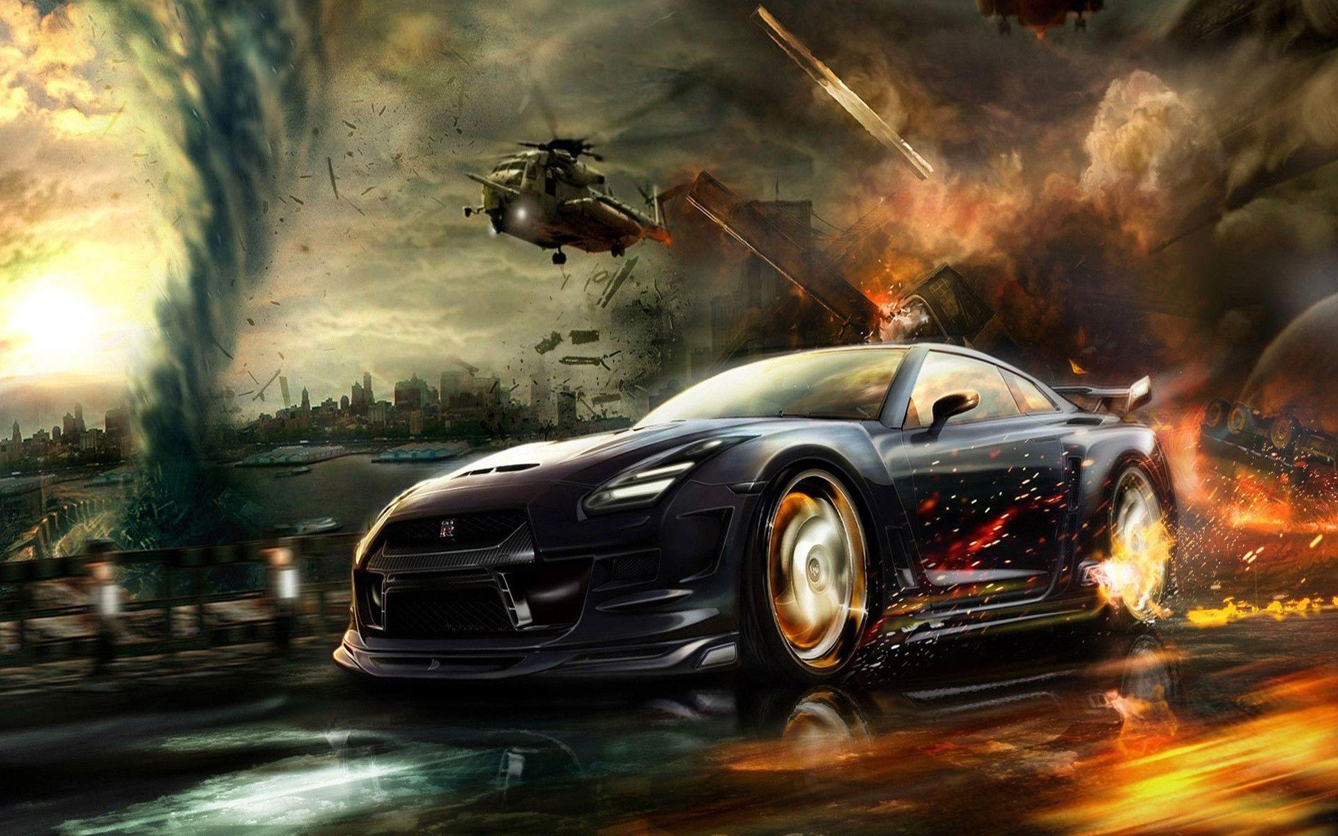Nissan Gtr Wallpapers - Full HD wallpaper search - page 3