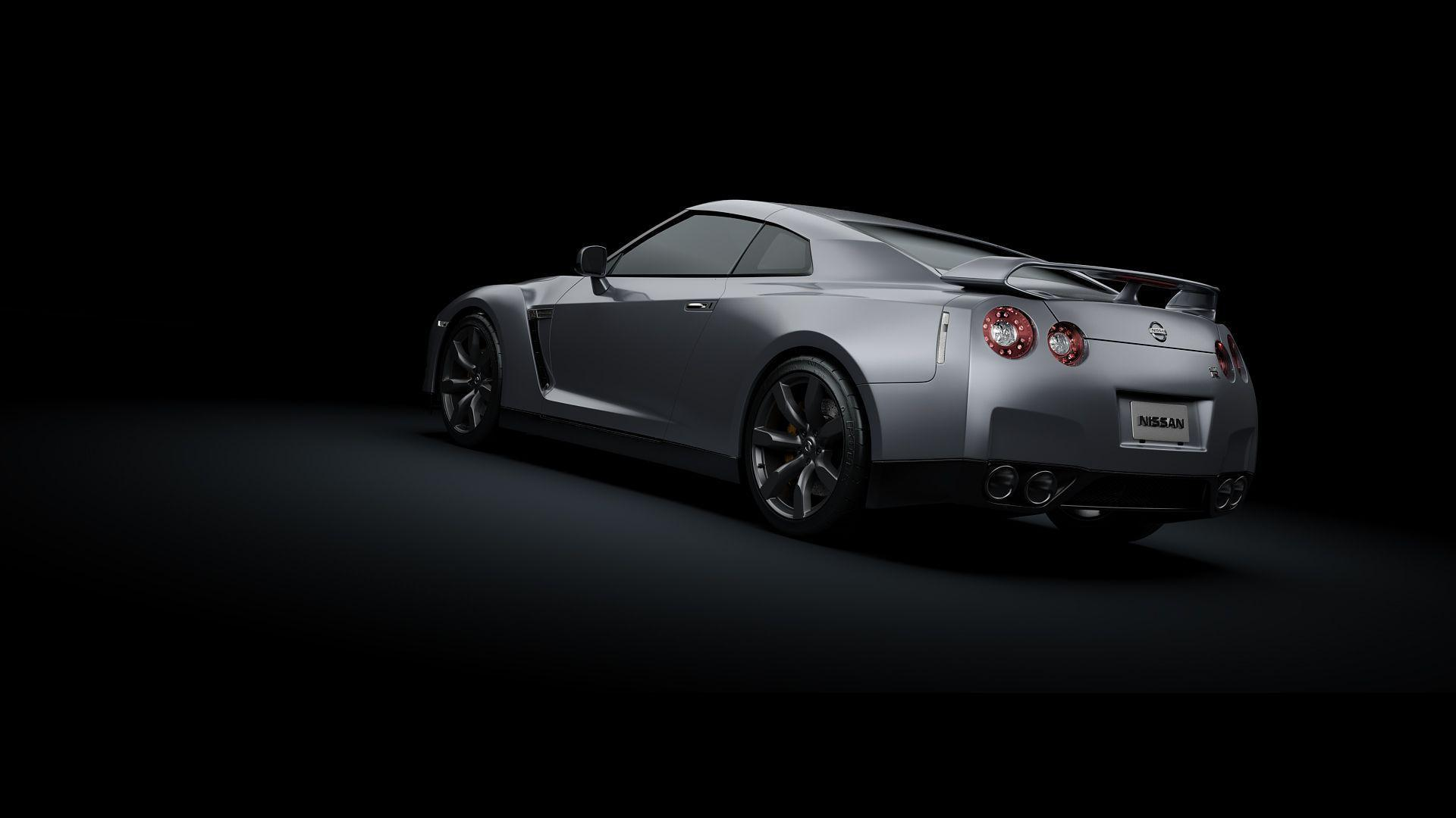 The Nissan GT-R Wallpaper