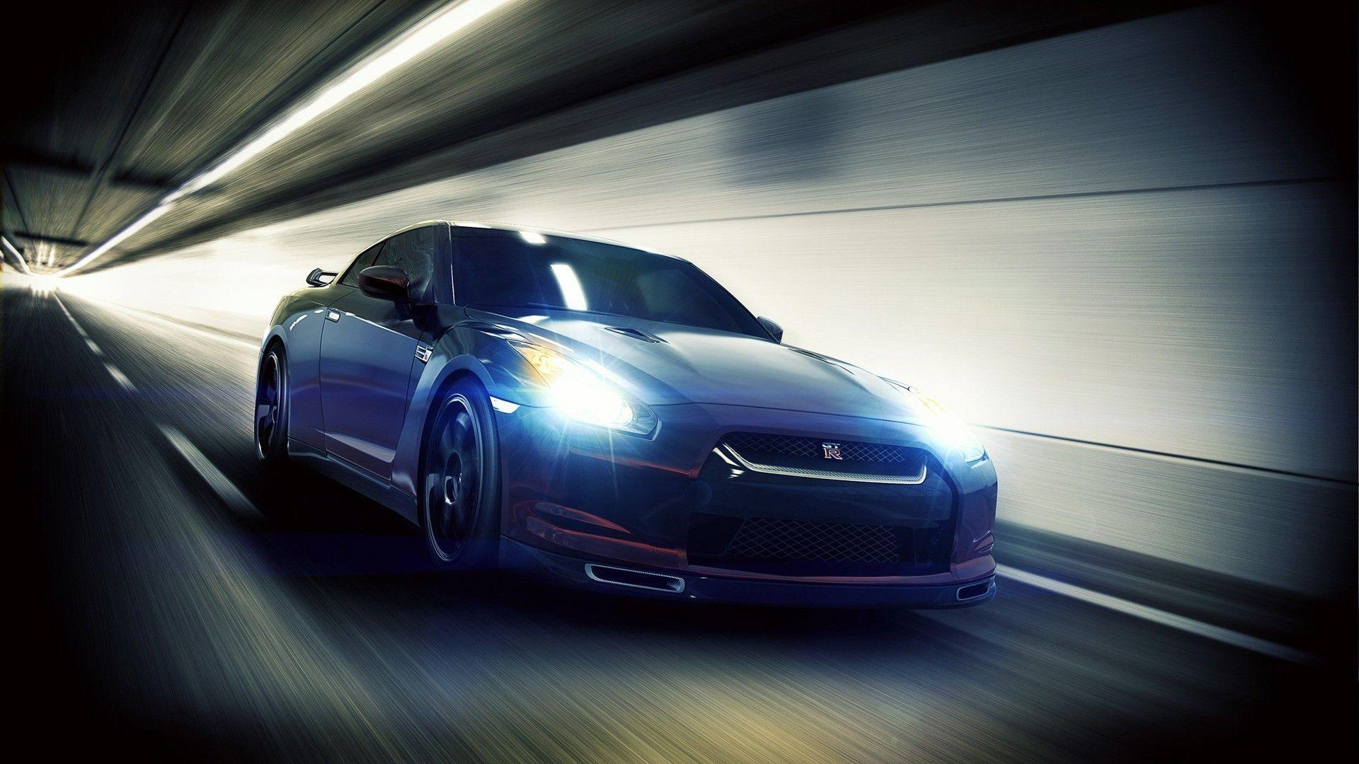Neon Nissan GT-R Cars Wallpaper HD #5172 Wallpaper | High ...