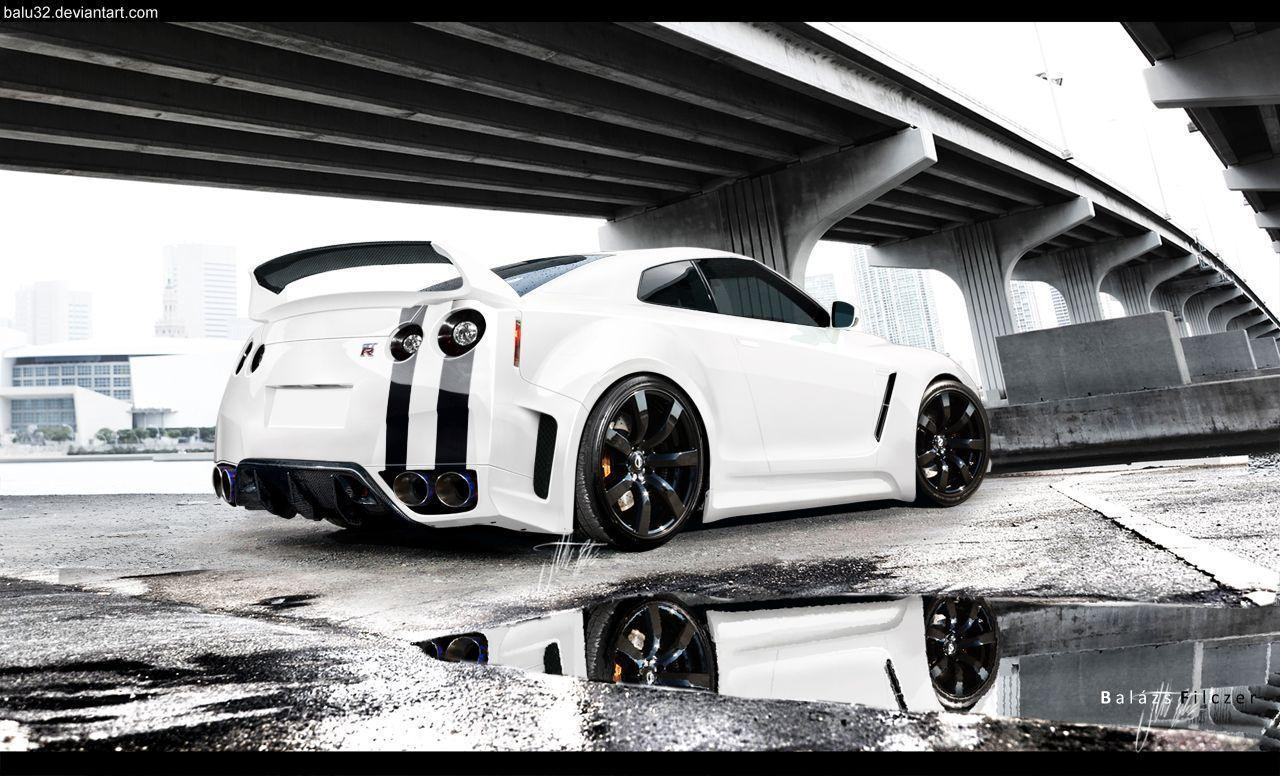 Nissan GT-R wallpaper | Nissan GT-R wallpaper - Part 12