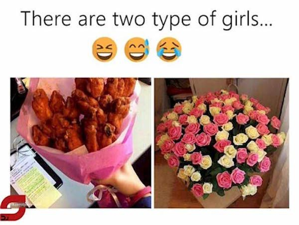 there are two types of girls in the world 28 photos 25 There are two types of girls in the world... (30 Photos)