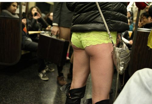 no pants subway 24 No pants subway ride 2012 (36 Photos)