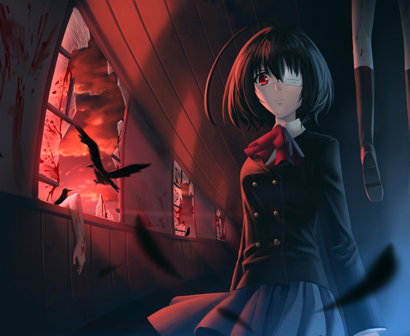 92 Mei Misaki HD Wallpapers | Backgrounds - Wallpaper Abyss
