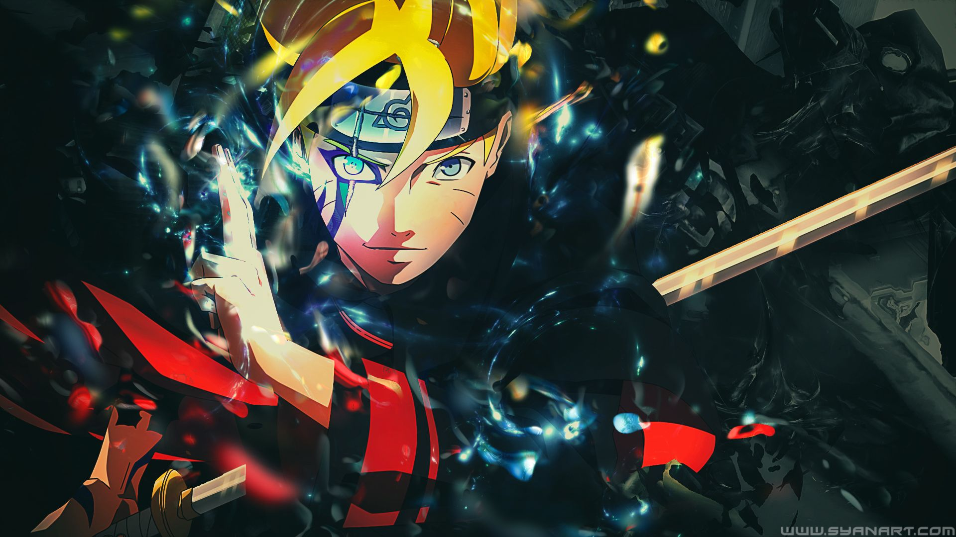 Boruto Full HD Wallpaper and Background | 1920x1080 | ID:871168