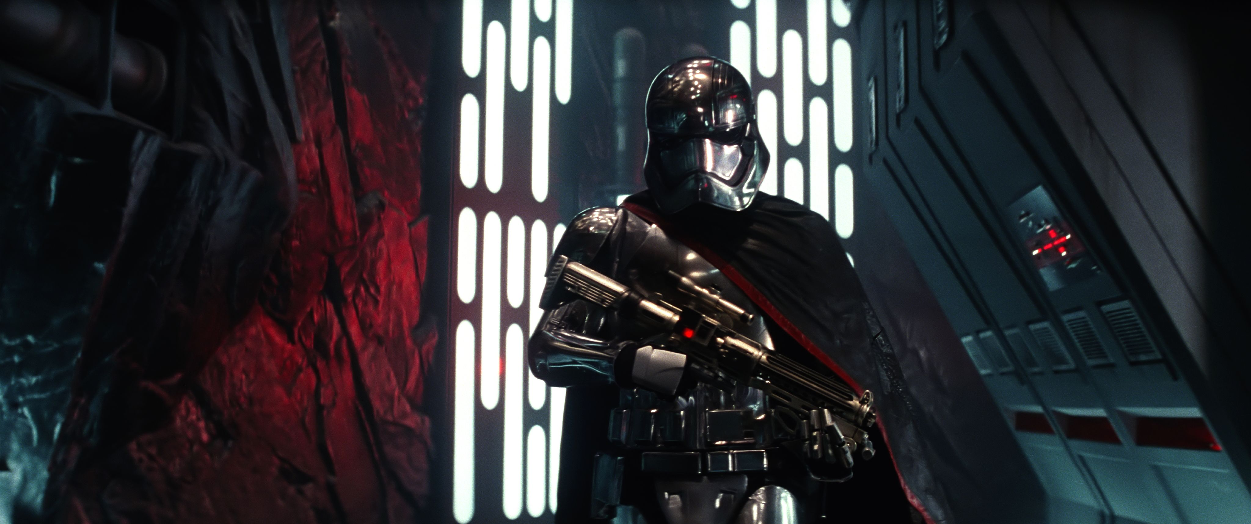 26 Captain Phasma HD Wallpapers | Backgrounds - Wallpaper Abyss
