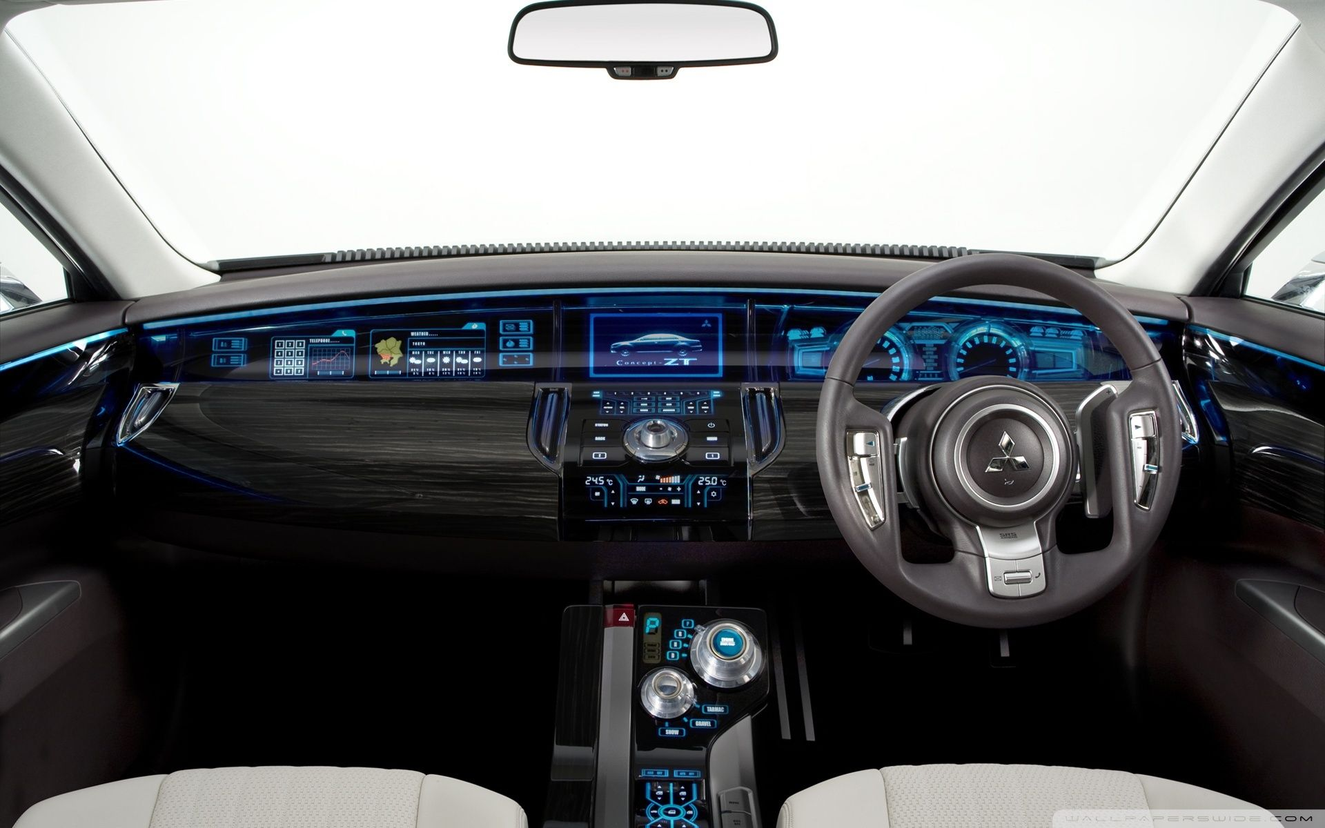 WallpapersWide.com | Car Interiors HD Desktop Wallpapers for ...