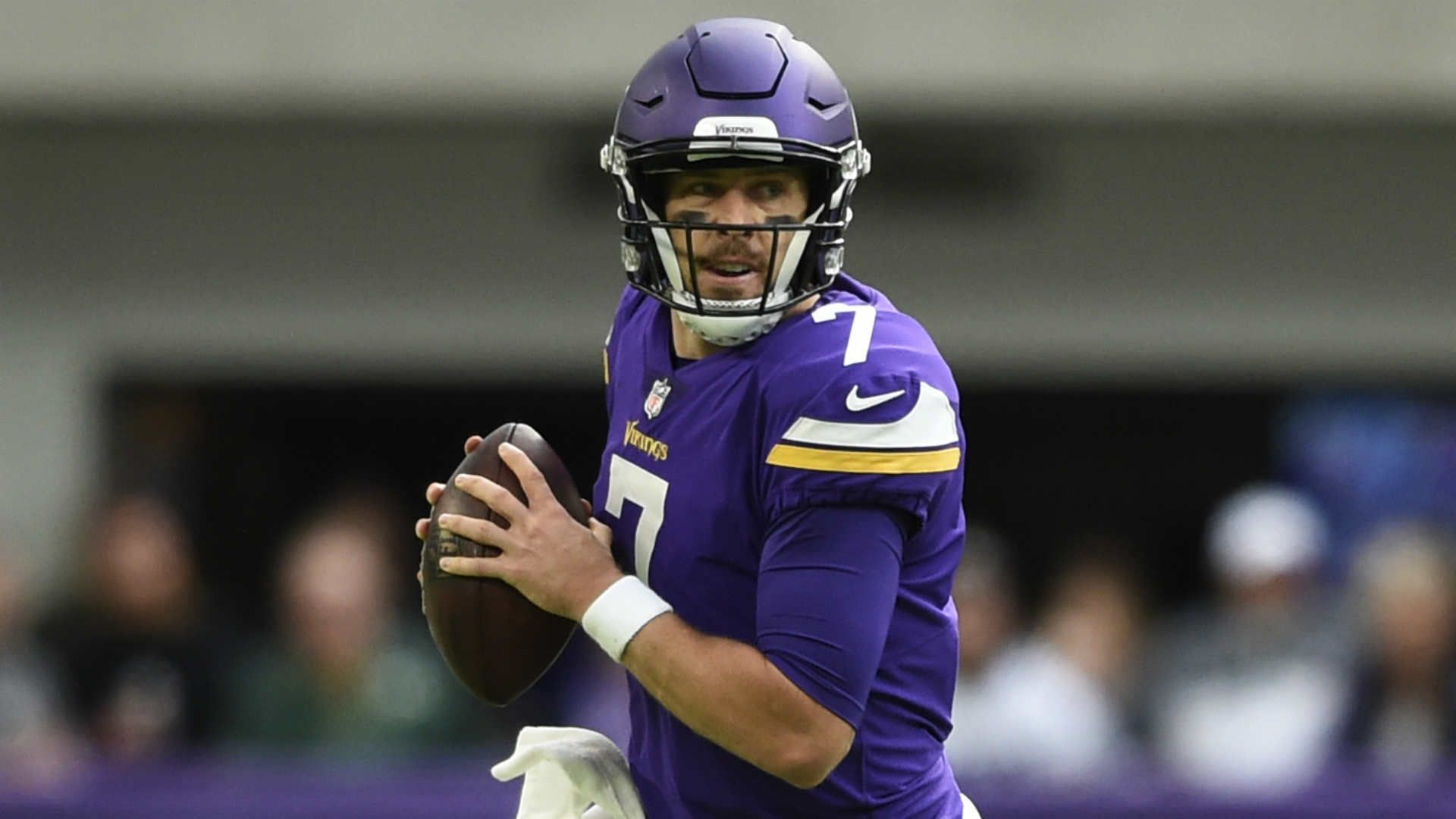 Vikings stick with Case Keenum as starting QB vs. Rams   NFL ...