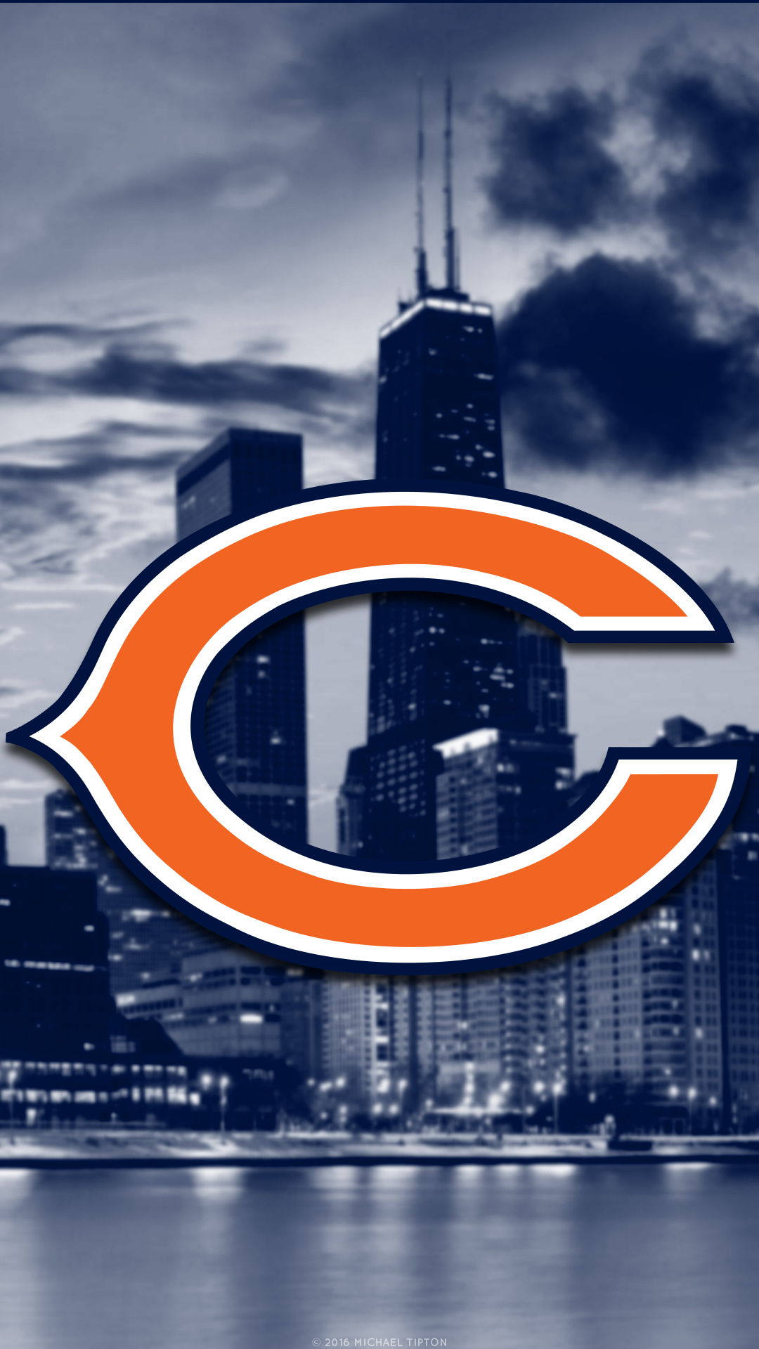 Chicago Bears Wallpapers - PC |iPhone| Android