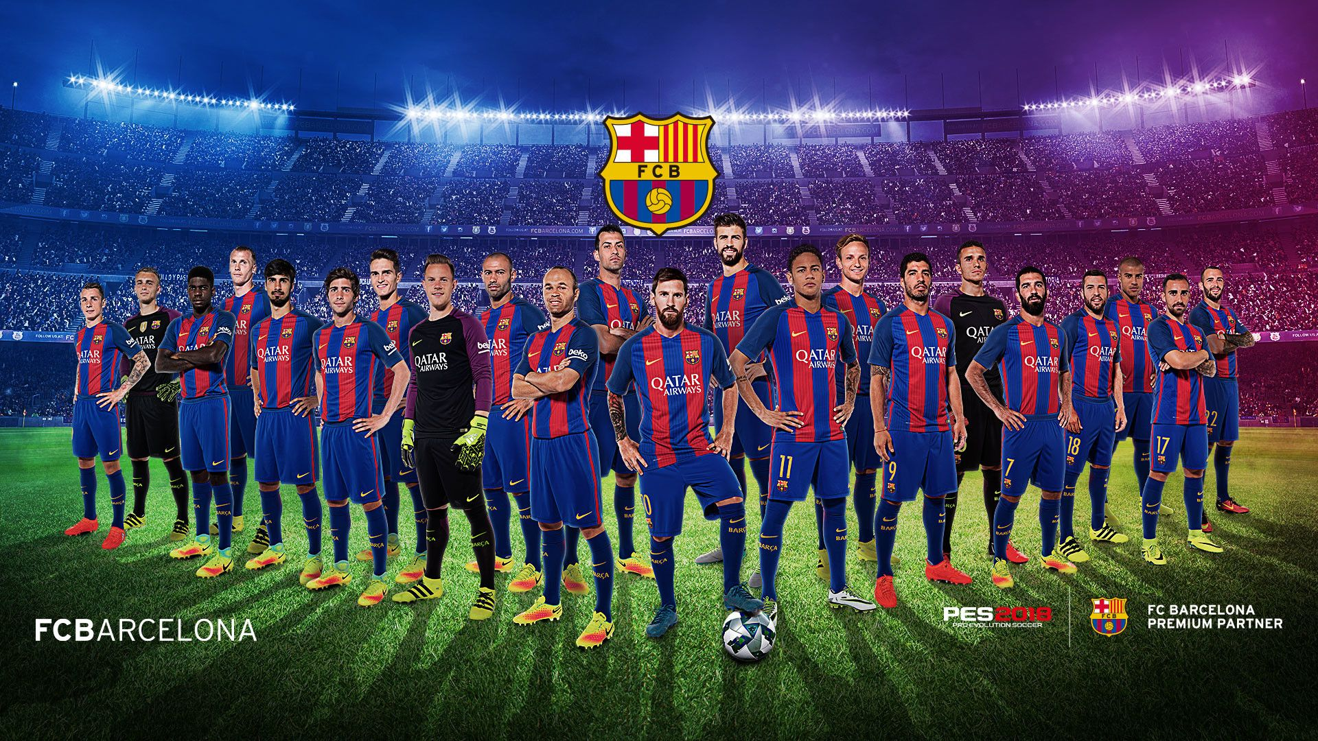 Fc Barcelona Wallpaper 2018 (67+ images)
