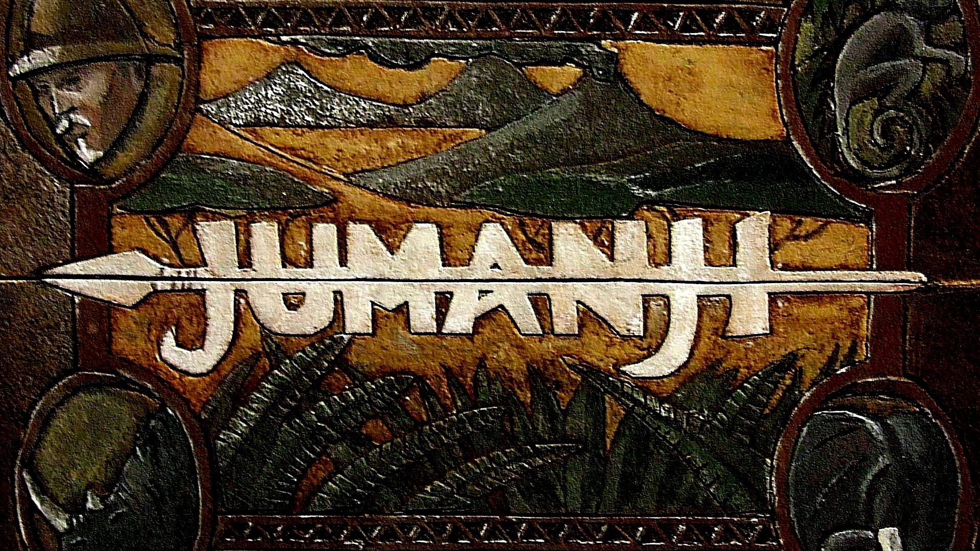 Jumanji Wallpaper Robin Williams Tribute by ProfessorAdagio on ...