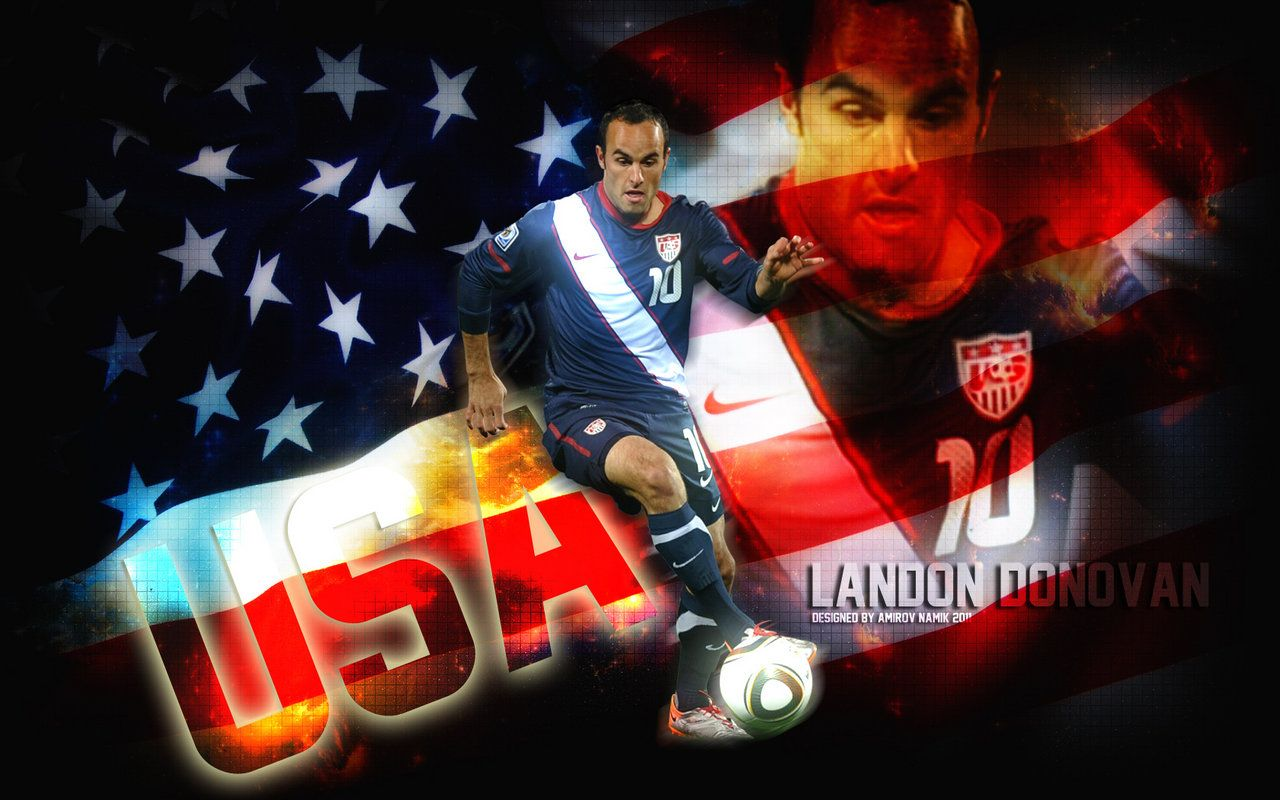 Landon Donovan Wallpapers - Ozon4LIFE