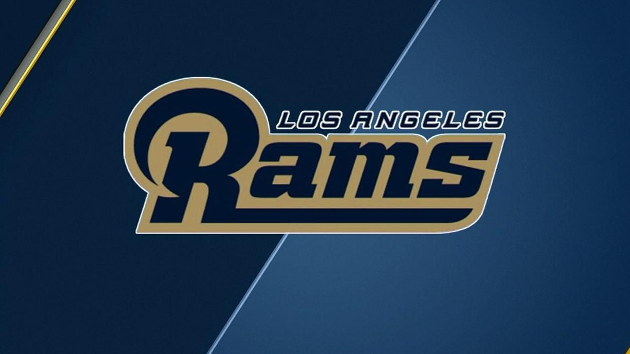 Los Angeles Rams logo unveiled during celebration rally | abc7.com