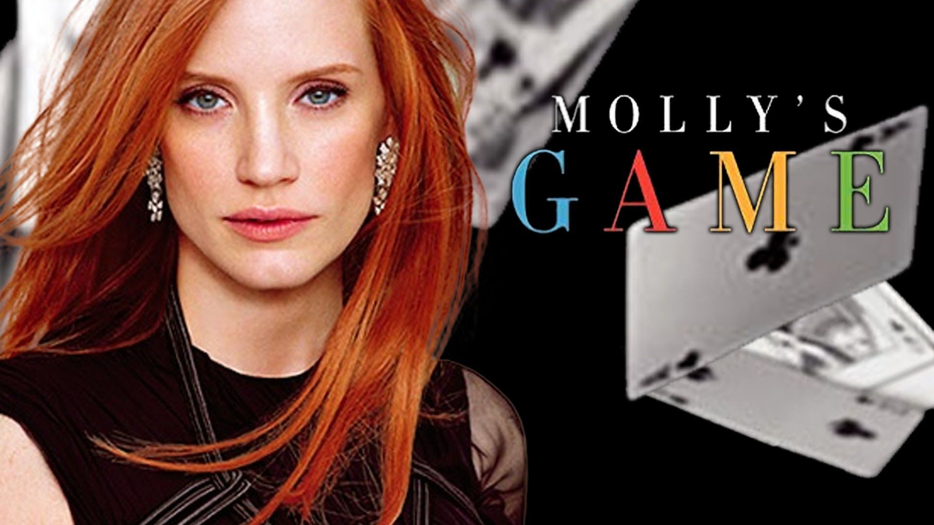 Jessica Chastain eyes lead in Molly's Game - Collider - YouTube