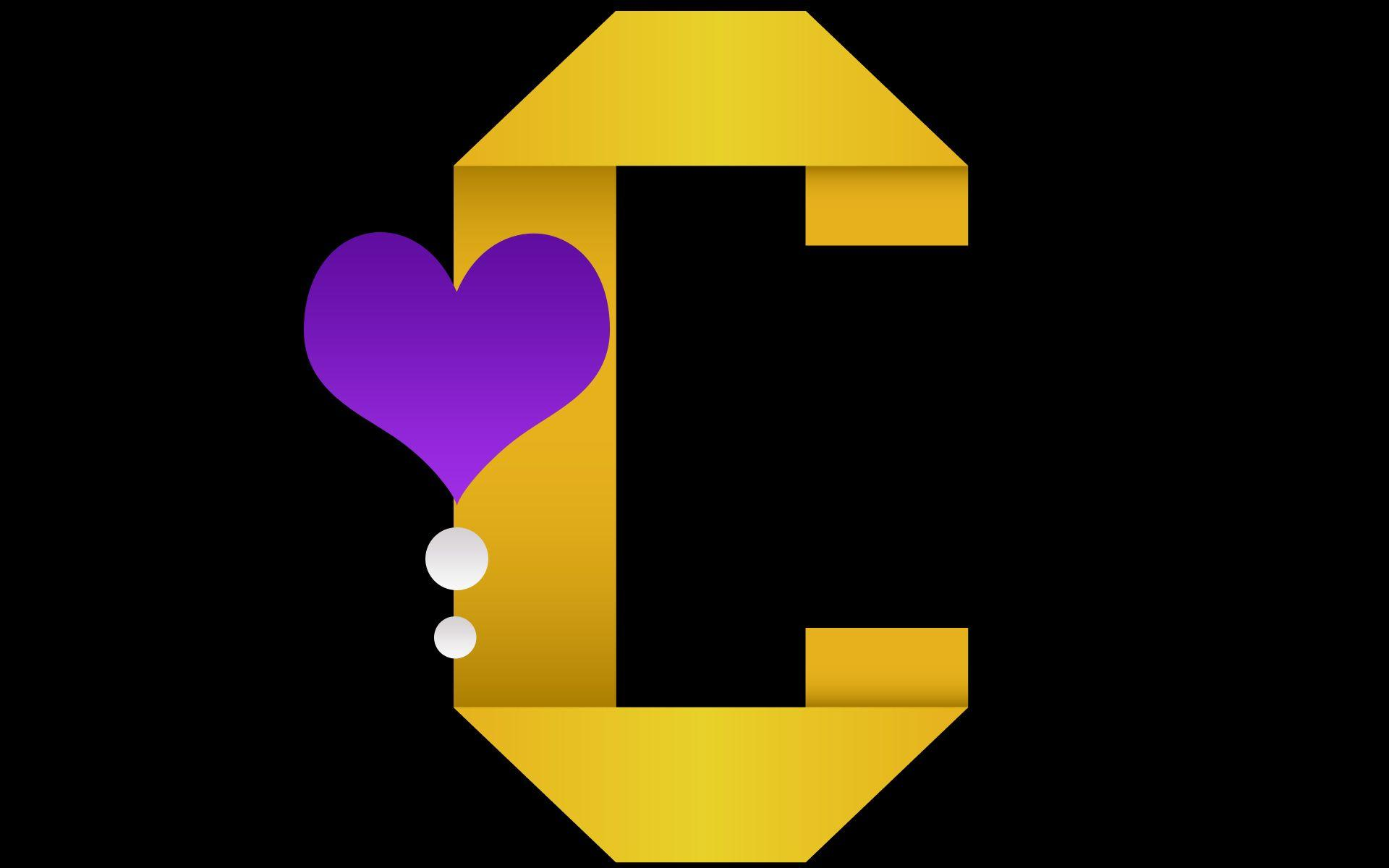 Alphabet C Wallpaper | ALFABETOS | Pinterest | Letters, Alphabet ...