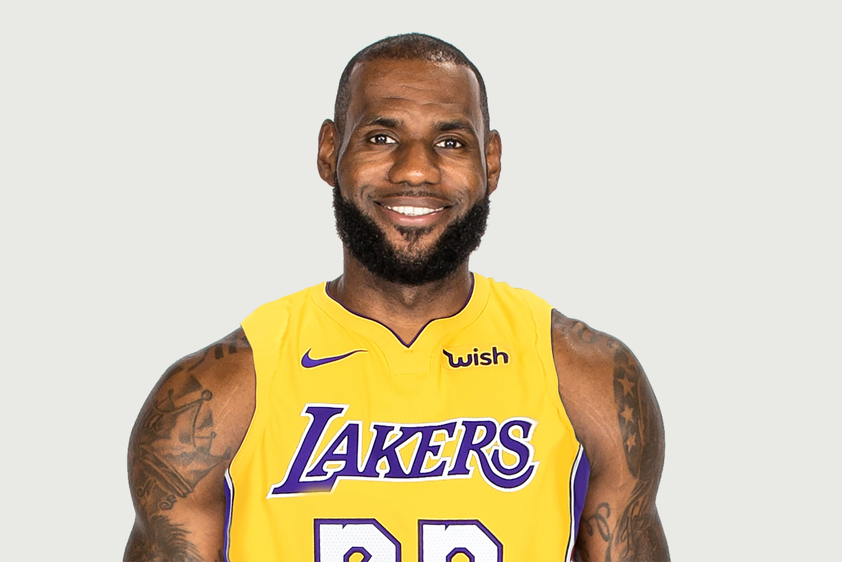 LeBron James Signing Moves Lakers Up