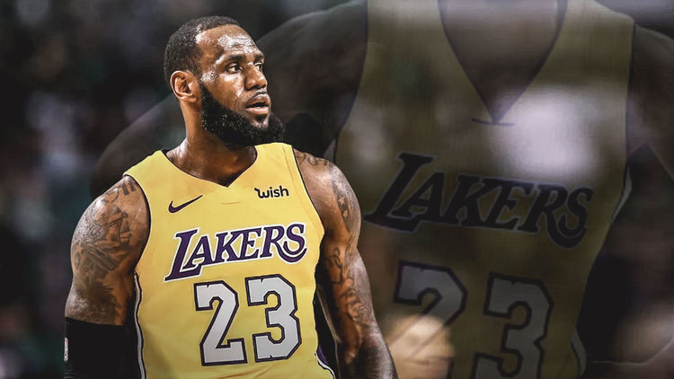 Lakers James