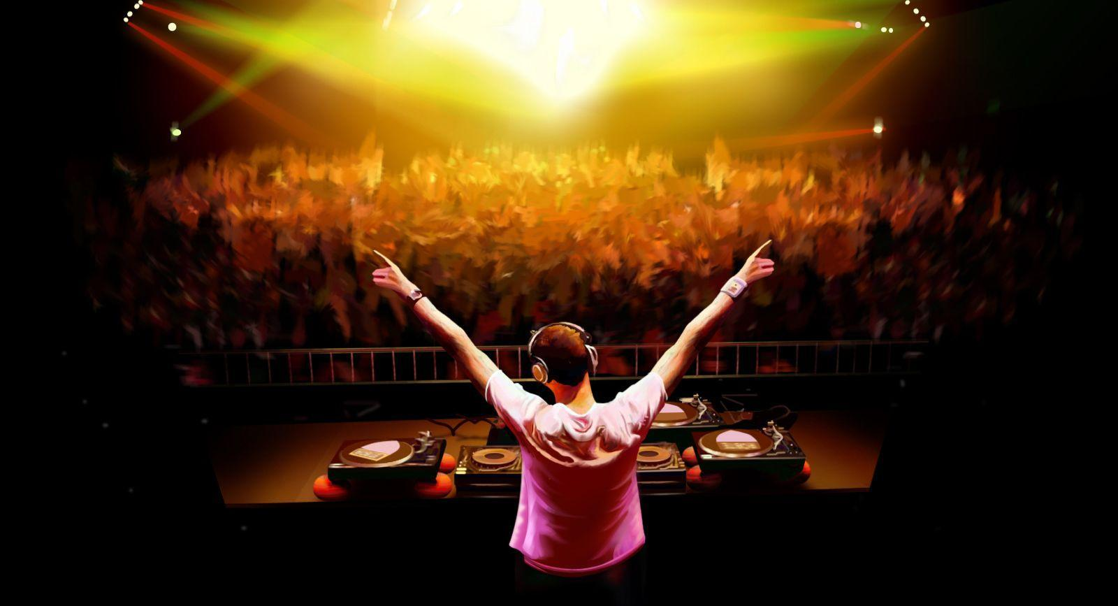 DJ Computer Wallpapers, Desktop Backgrounds 1600x867 Id: 237131
