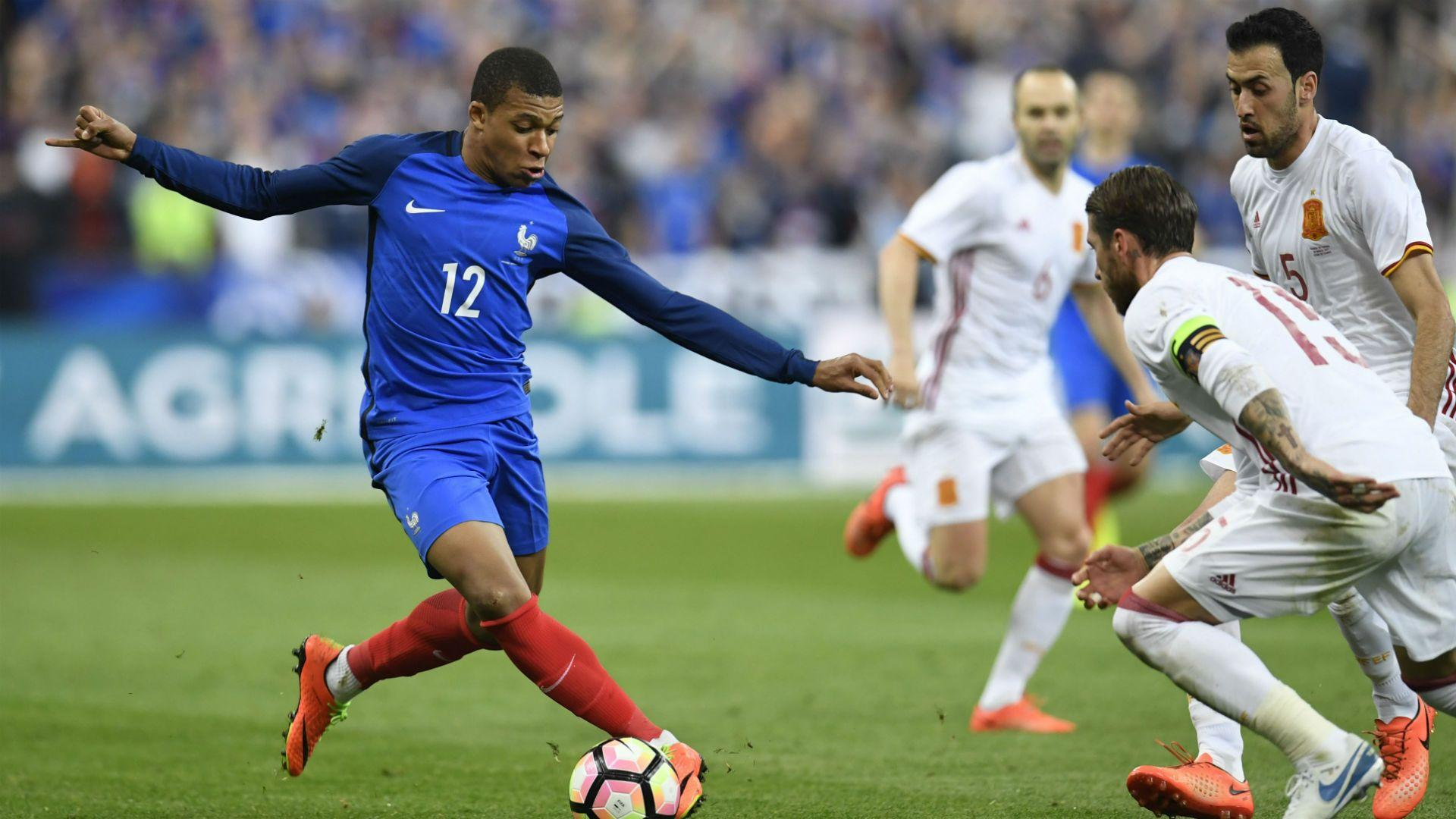 Kylian Mbappe to be included in France U20 squad | Goal.com