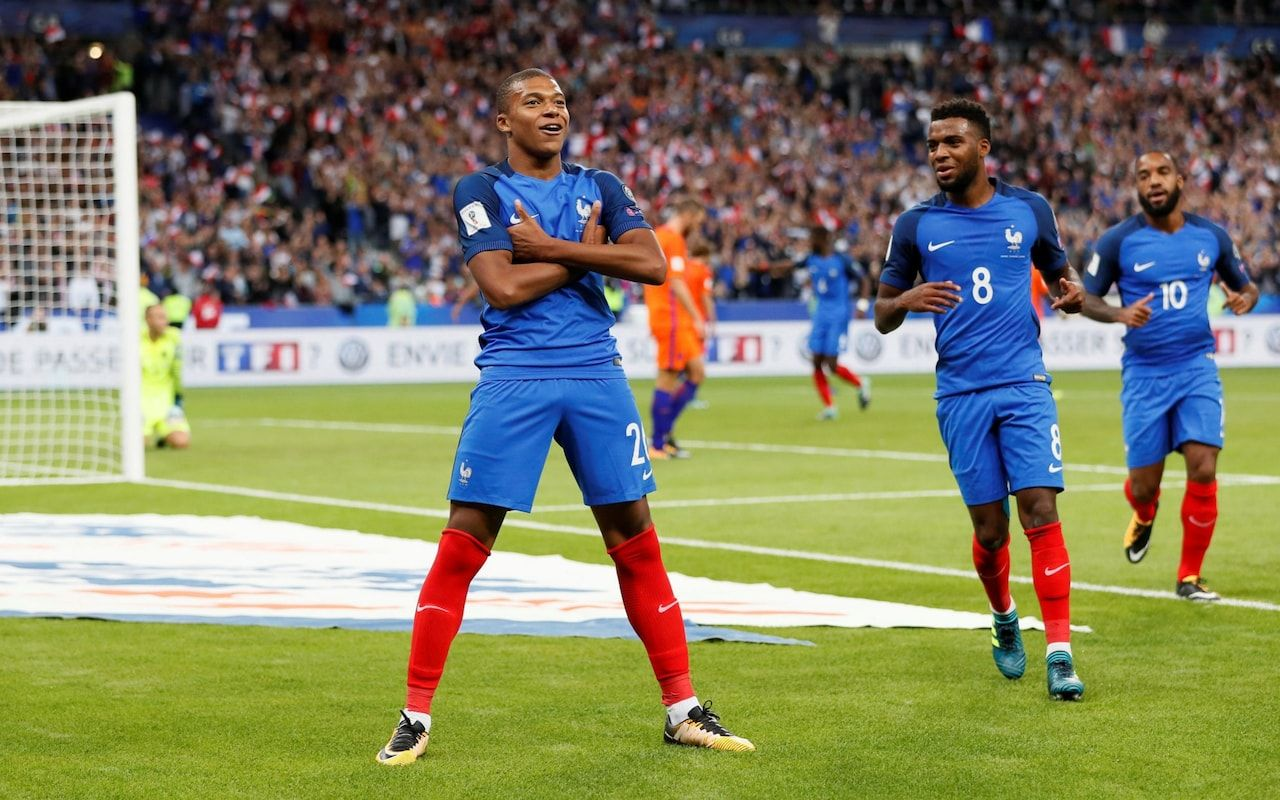 Kylian Mbappe revealed that Arsenal made contact with him this ...